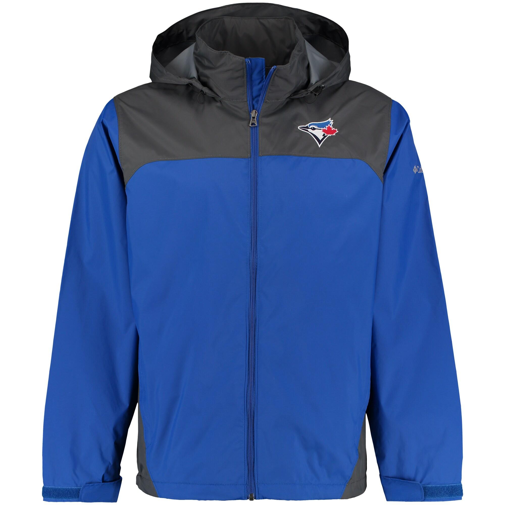 Toronto Blue Jays Columbia Glennaker Lake Jacket - Royal