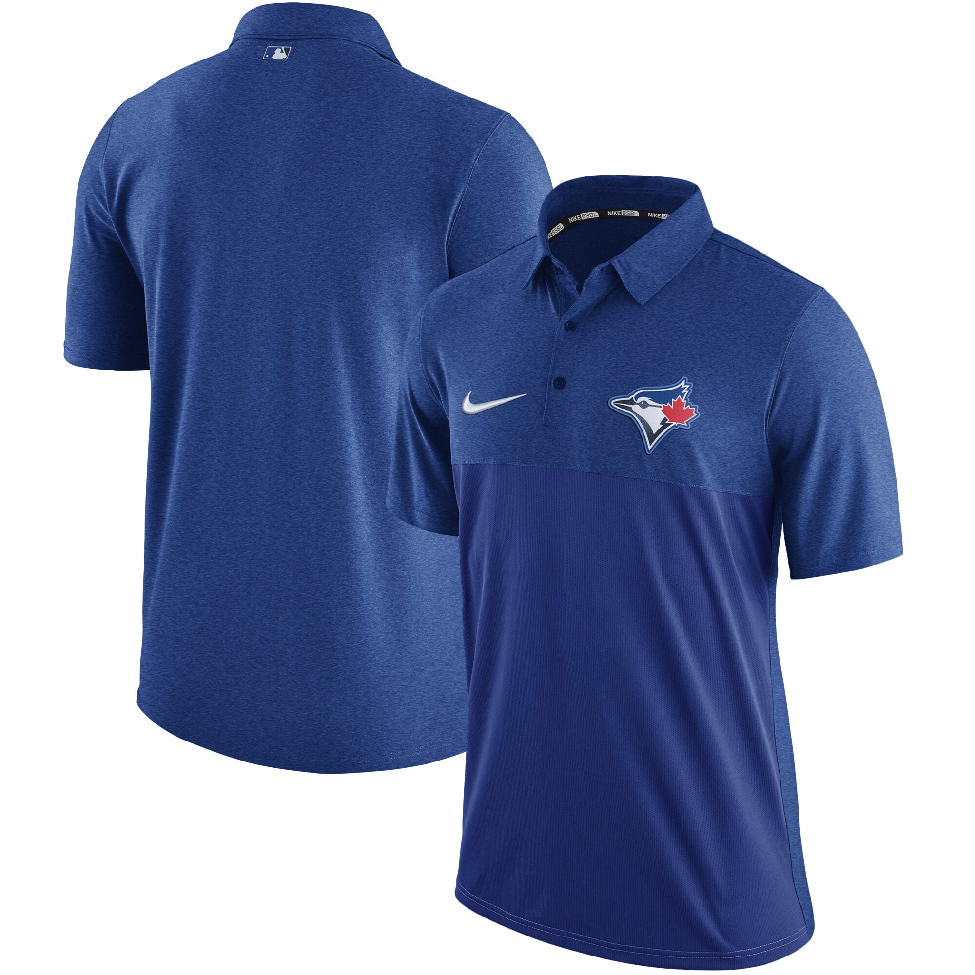 Toronto Blue Jays Nike Authentic Collection Elite Polo - Royal