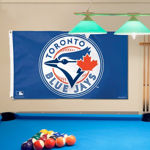 Toronto Blue Jays WinCraft Deluxe 3' x 5' Flag