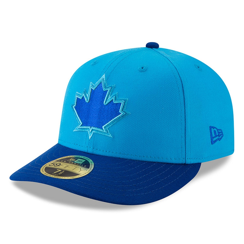 Toronto Blue Jays New Era 2018 Players' Weekend Low Profile 59FIFTY Fitted Hat - Blue/Blue
