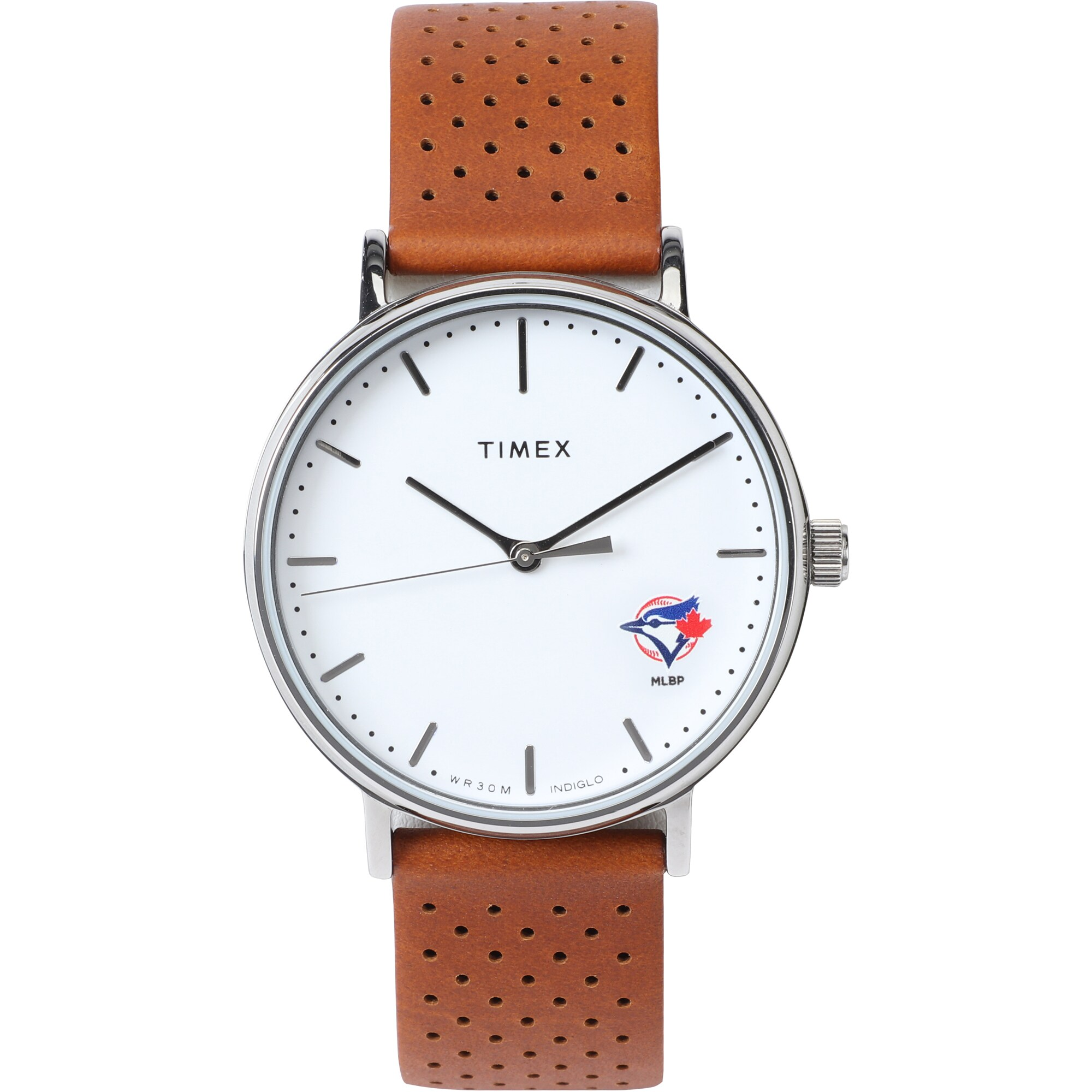 Toronto Blue Jays Timex Bright Whites Tribute Collection Watch