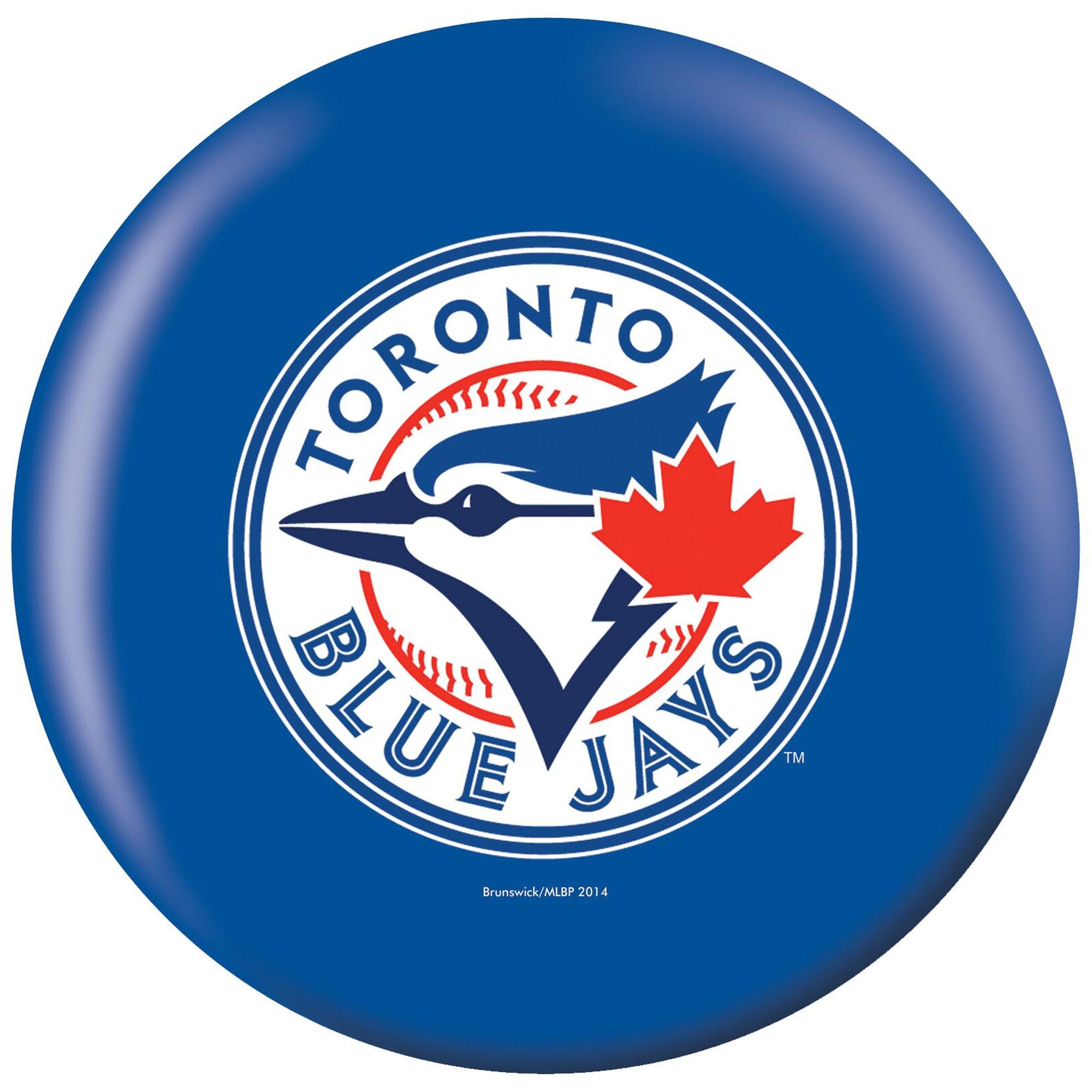 Toronto Blue Jays Bowling Ball