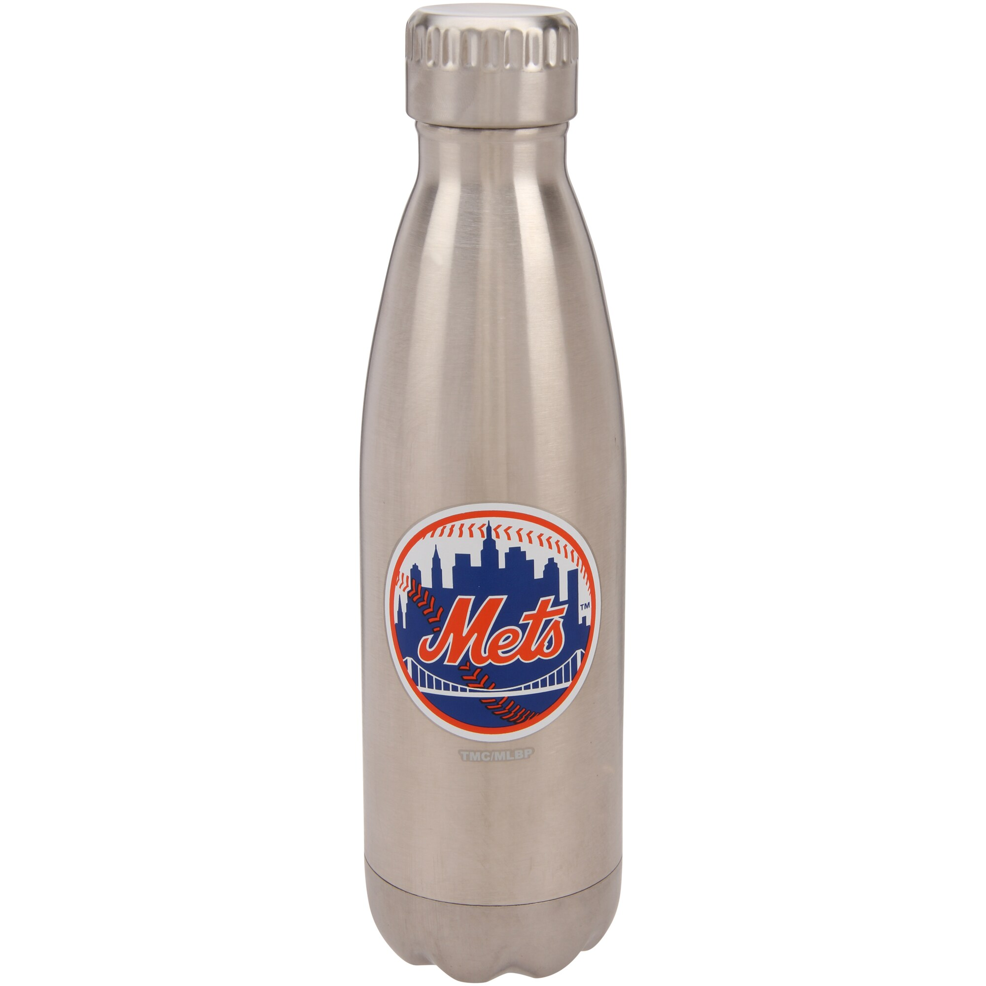 New York Mets 16oz. Stainless Steel Water Bottle