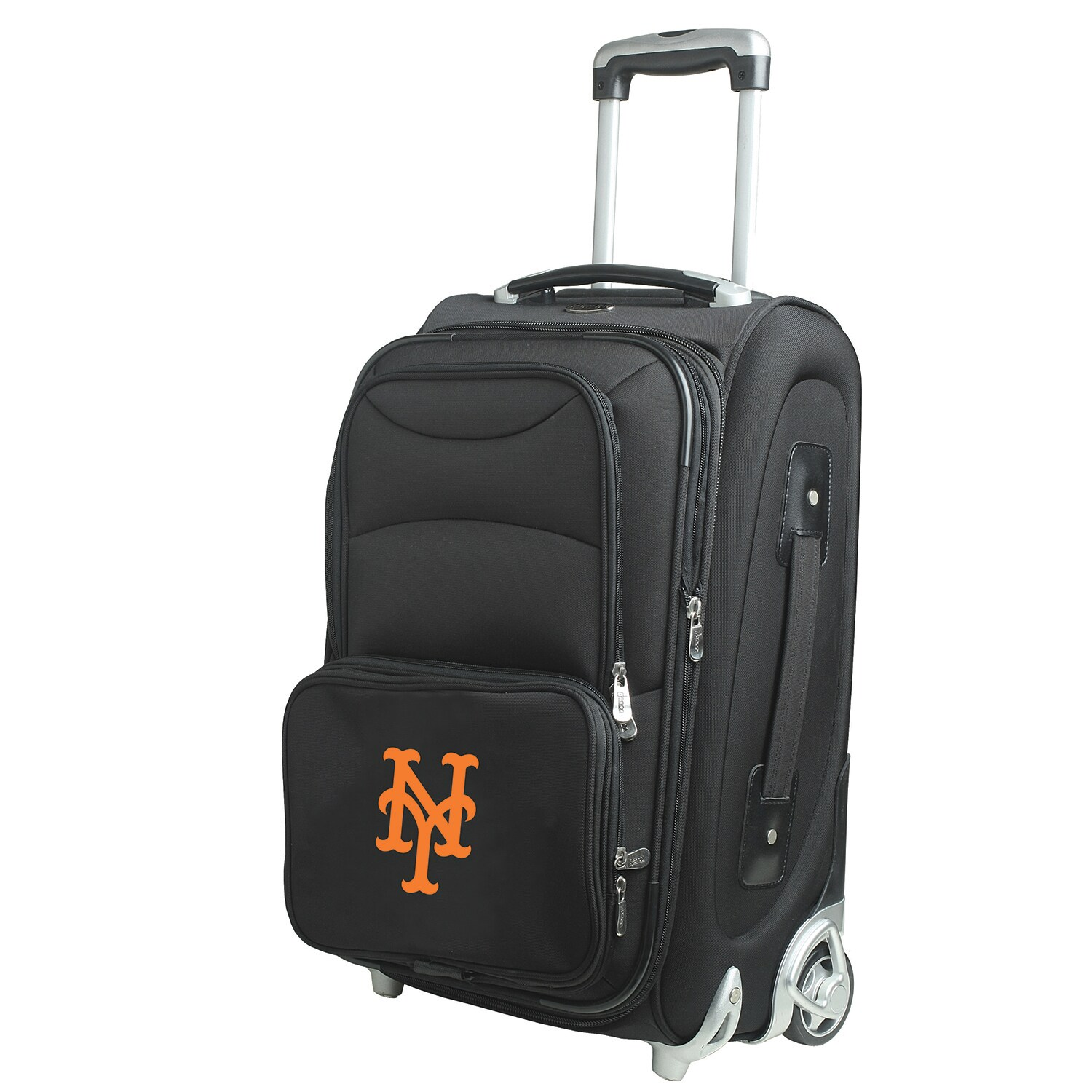 "New York Mets 21"" Rolling Carry-On Suitcase"