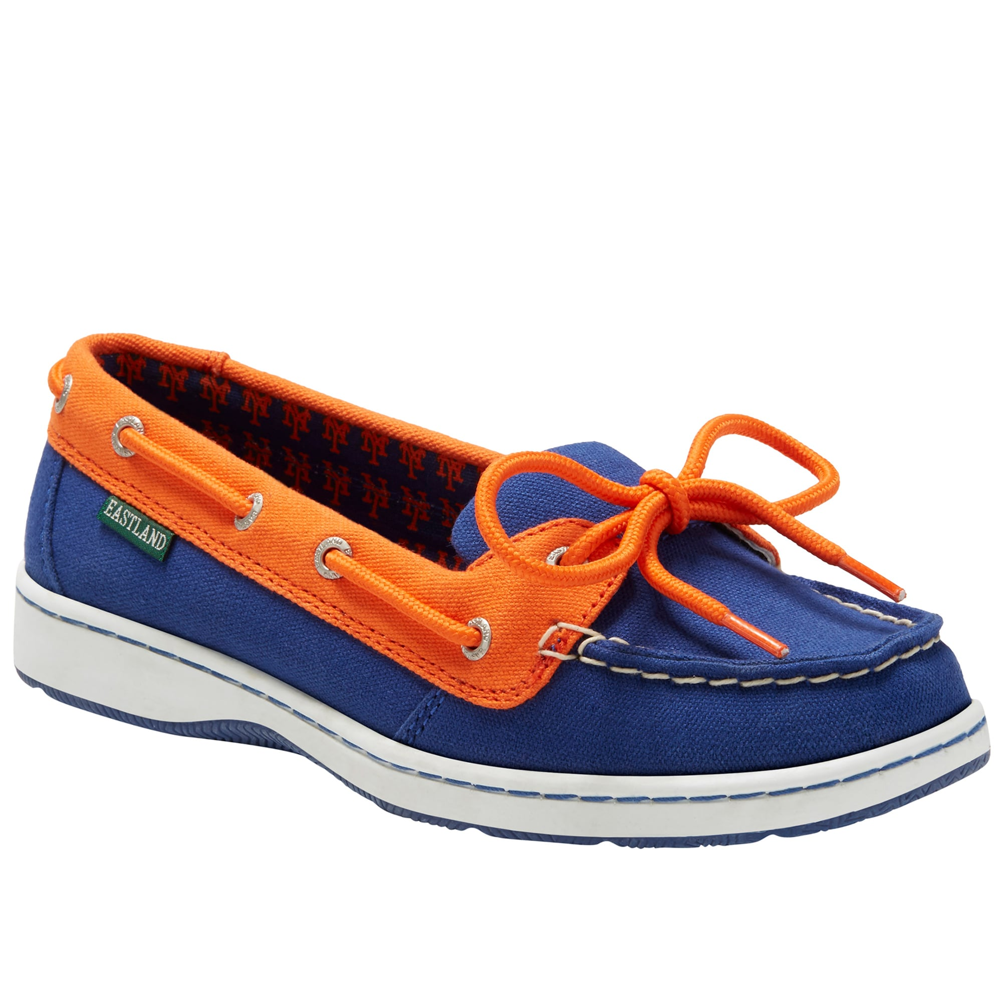 New York Mets Women's Sunset Boat Shoes