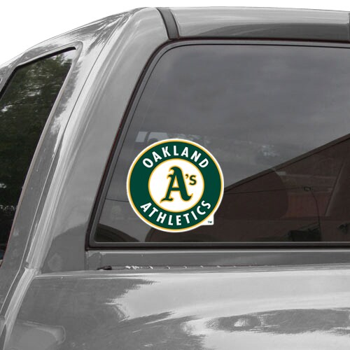 "Oakland Athletics WinCraft 8"" x 8"" Color Decal"