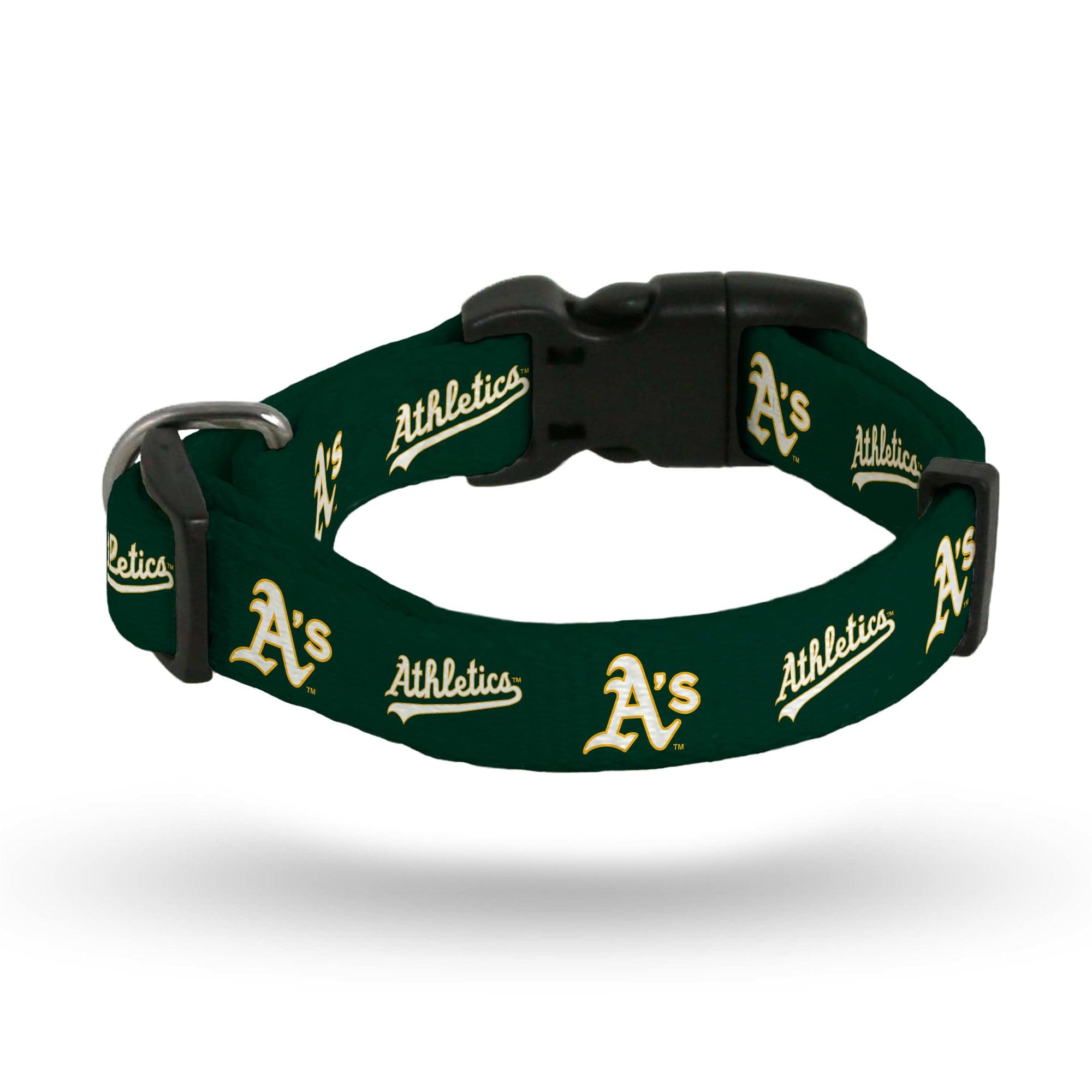 Oakland Athletics Sparo Rugged Pet Collar