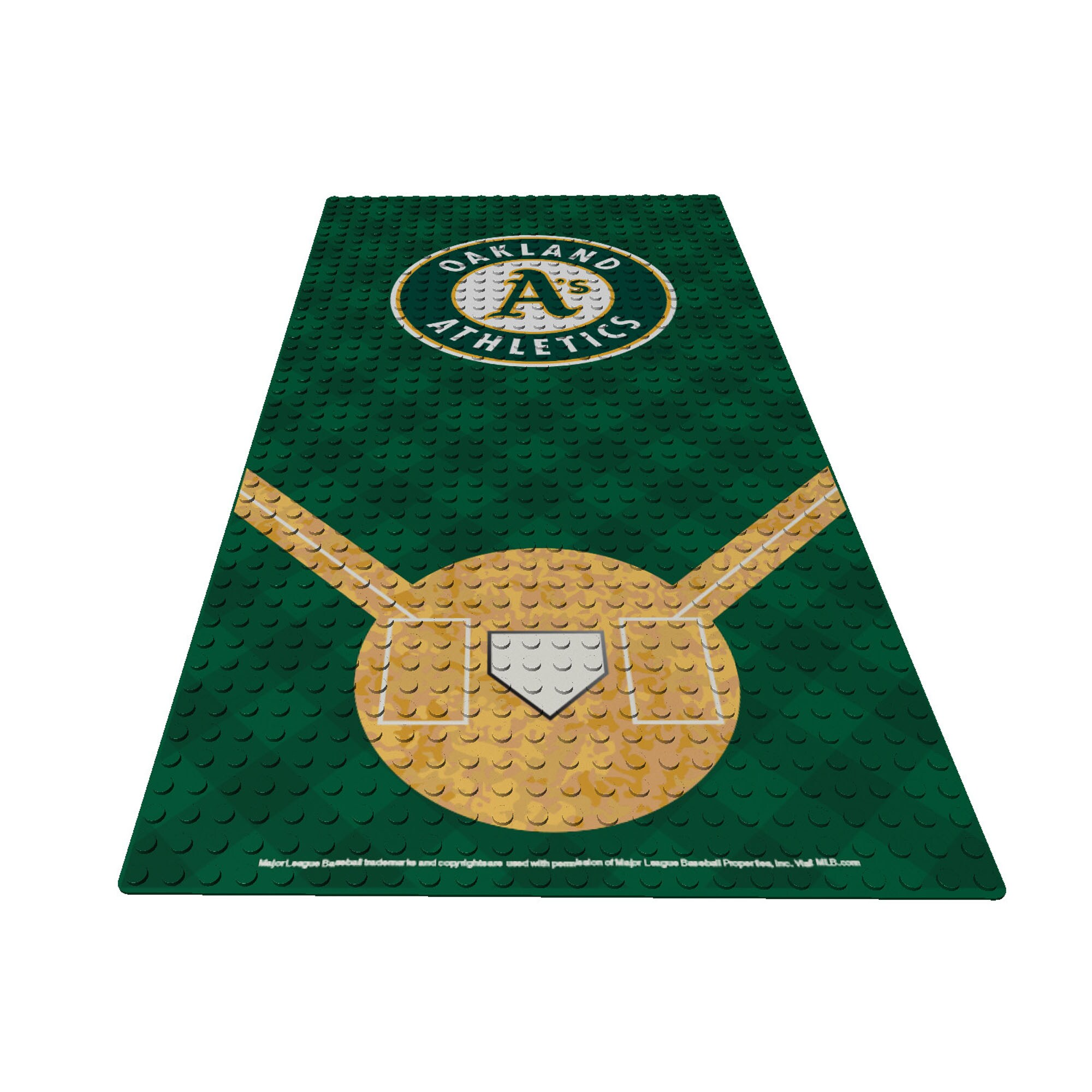 Oakland Athletics OYO Sports Display Plate