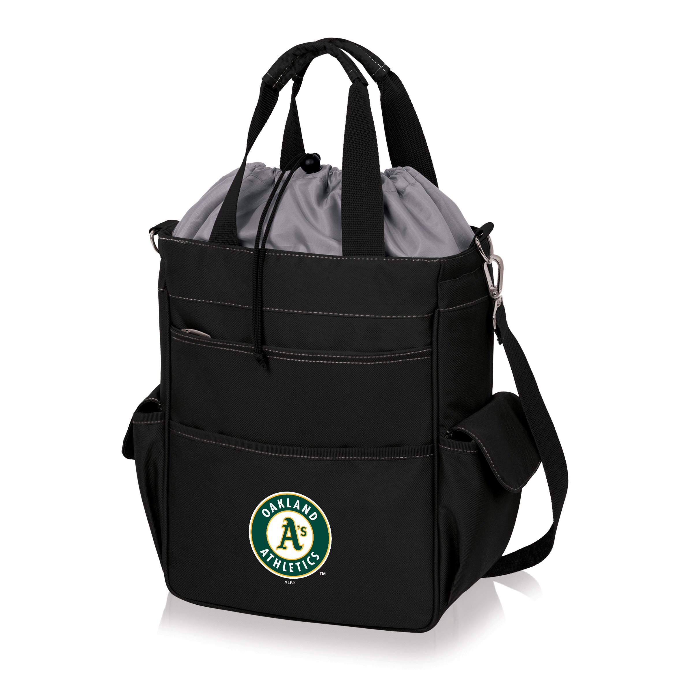 Oakland Athletics Activo Cooler Tote - Black