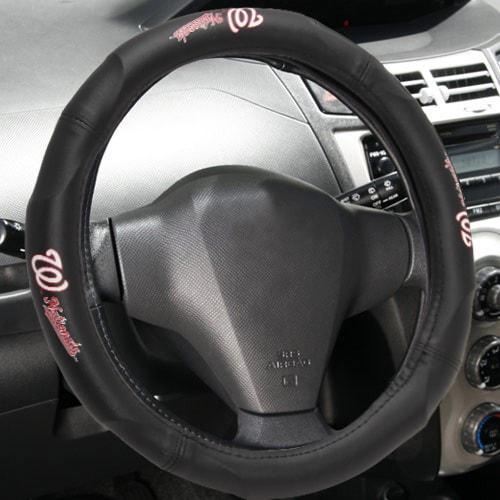 Washington Nationals Steering Wheel Cover