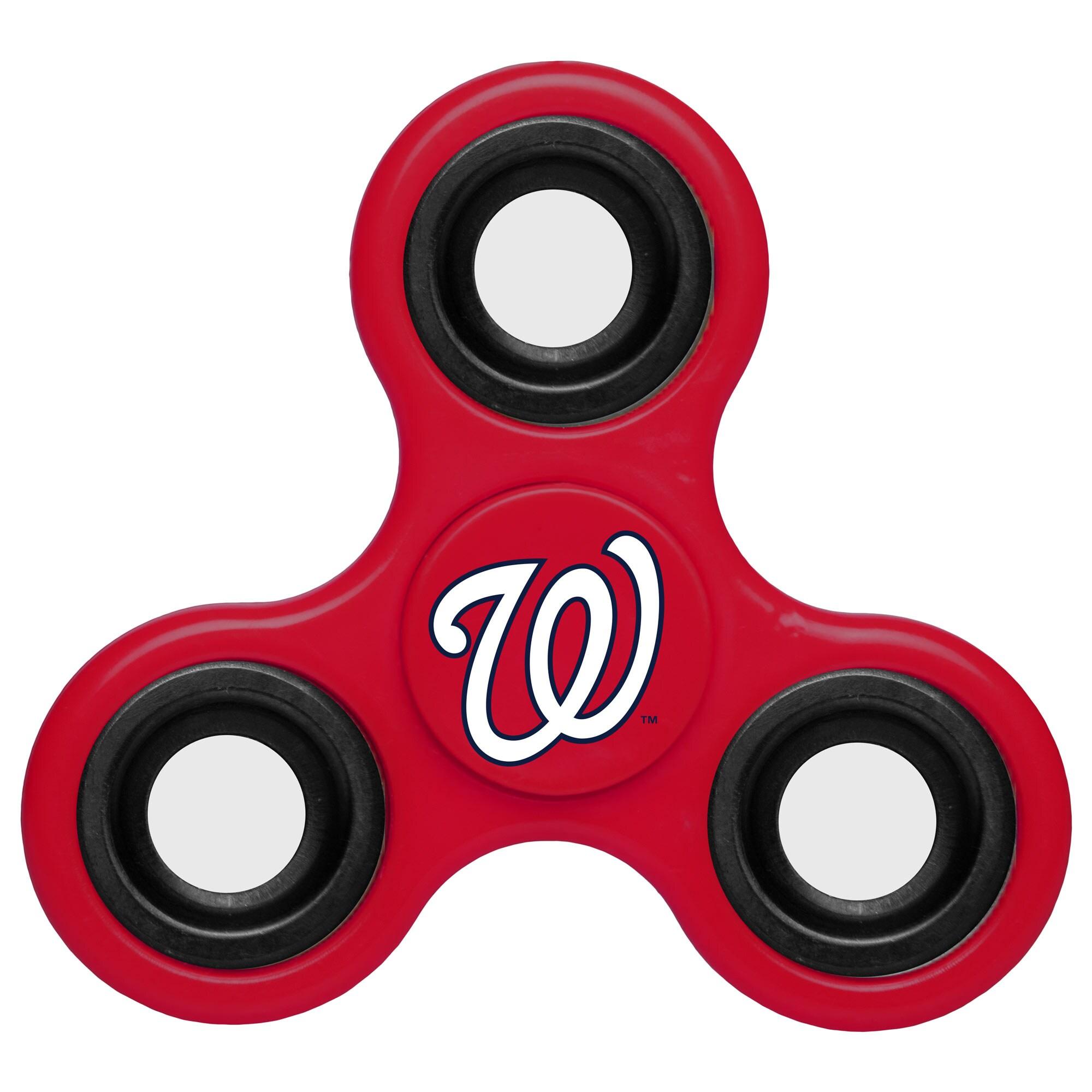 Washington Nationals 3-Way Fidget Spinner