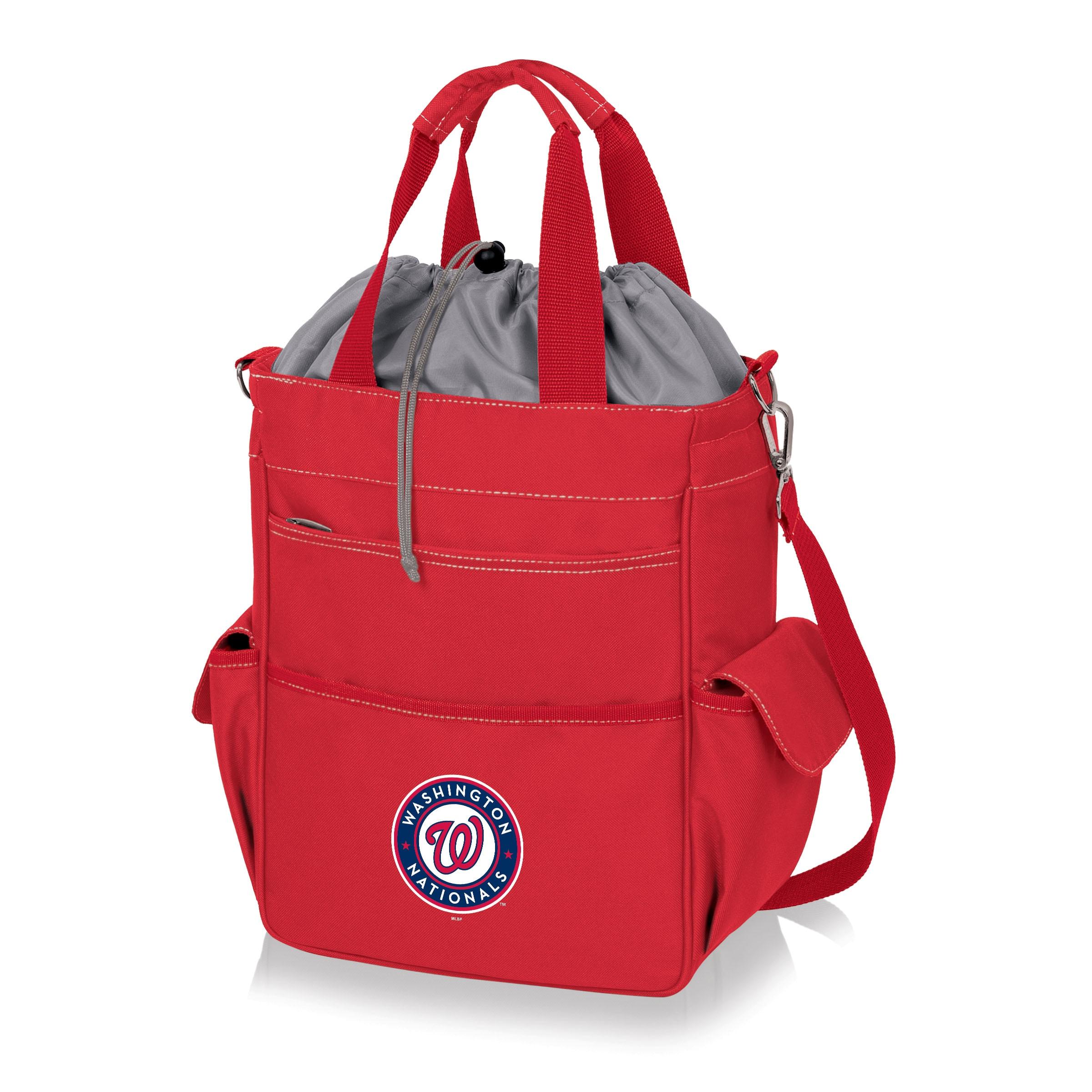 Washington Nationals Activo Cooler Tote - Red