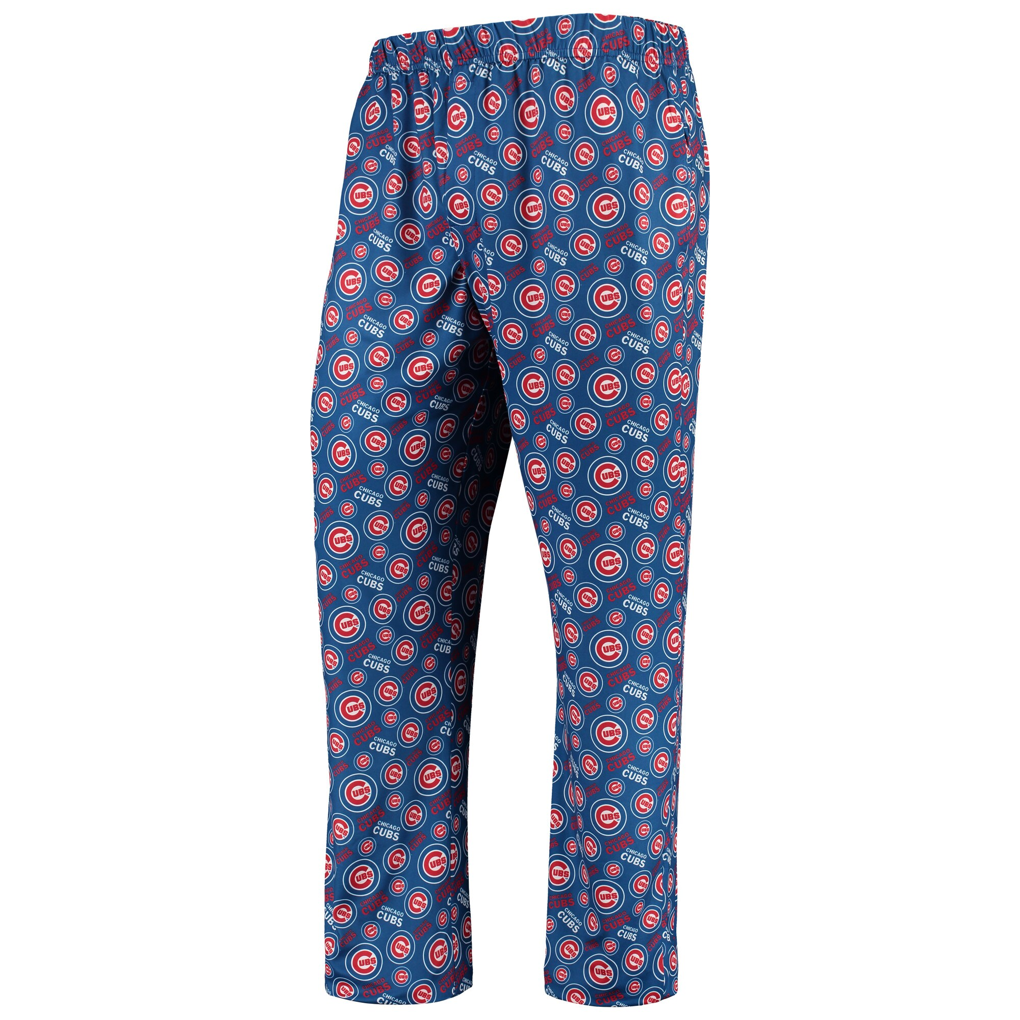 Chicago Cubs Print Pants - Blue
