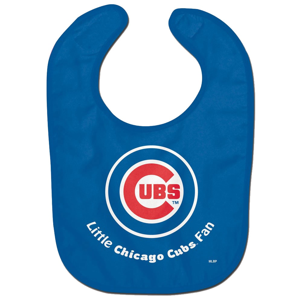 Chicago Cubs WinCraft Infant Lil Fan All Pro Baby Bib