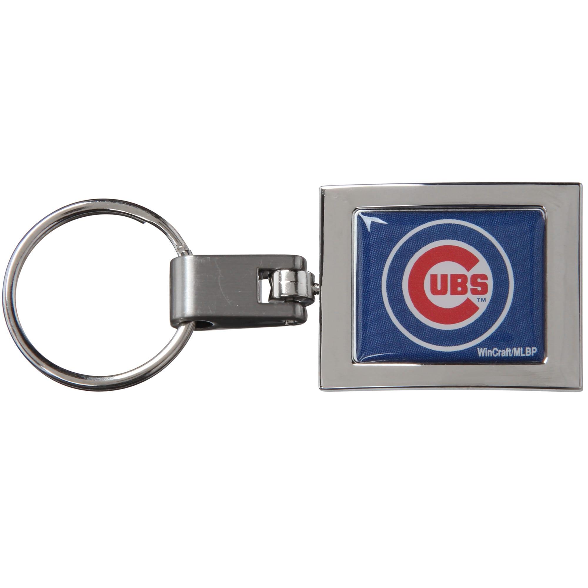 Chicago Cubs WinCraft Premium Metal Key Ring