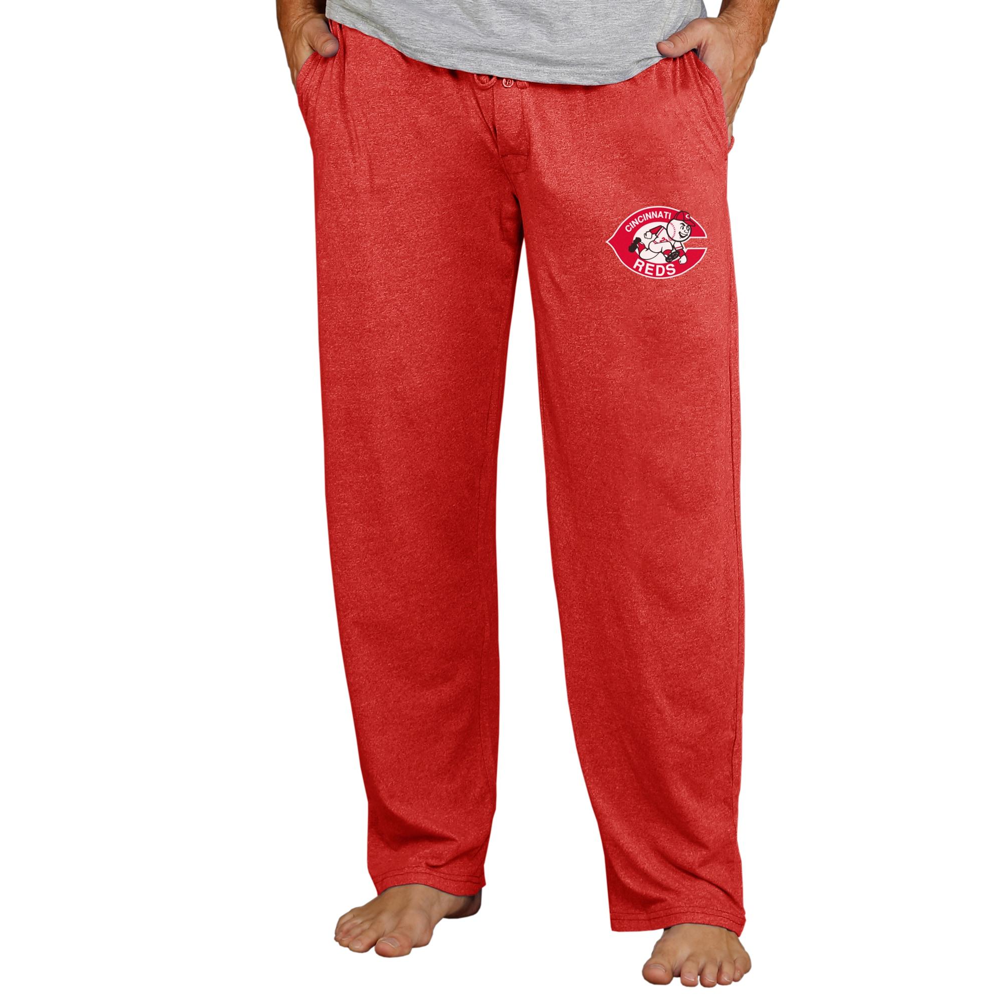 Cincinnati Reds Concepts Sport Cooperstown Quest Lounge Pants - Red