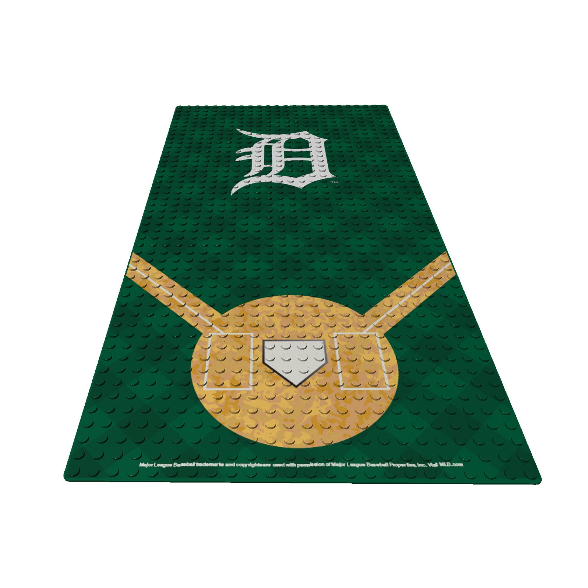 Detroit Tigers OYO Sports Display Plate