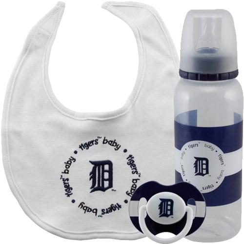 Detroit Tigers Three-Piece Infant Gift Set