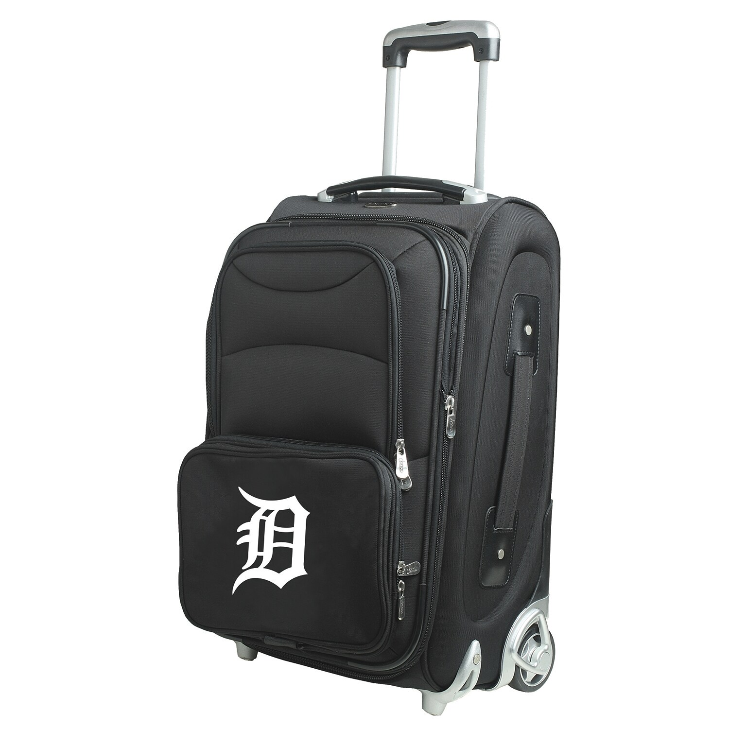 "Detroit Tigers 21"" Rolling Carry-On Suitcase"