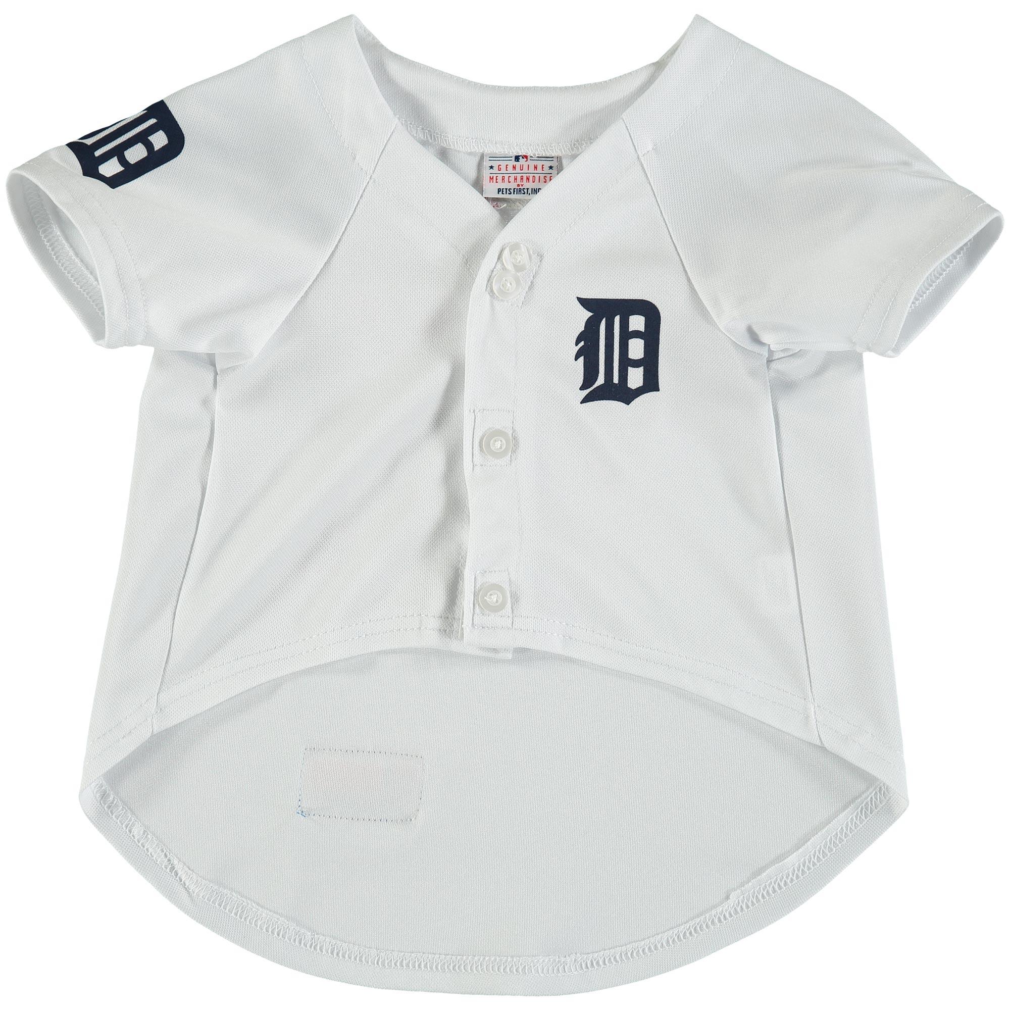 Detroit Tigers MLB Dog Jersey