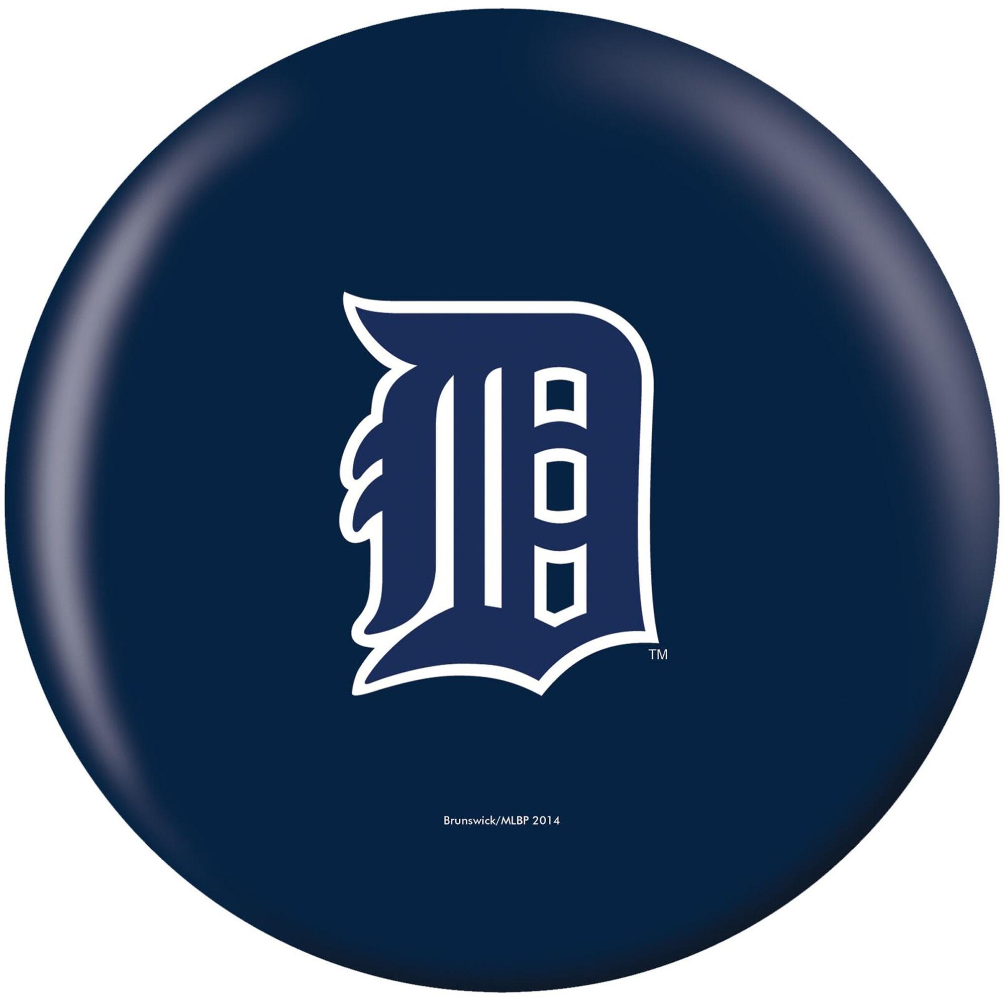 Detroit Tigers Bowling Ball