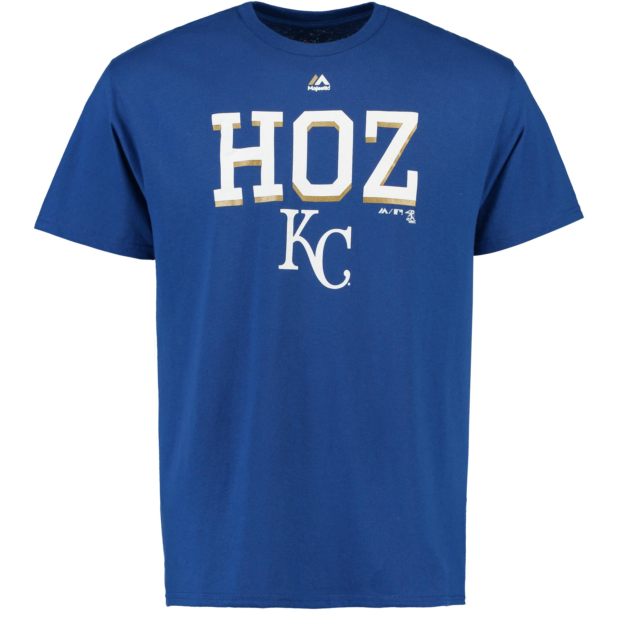 Eric Hosmer Kansas City Royals Majestic In for the Win Player T-Shirt - Royal