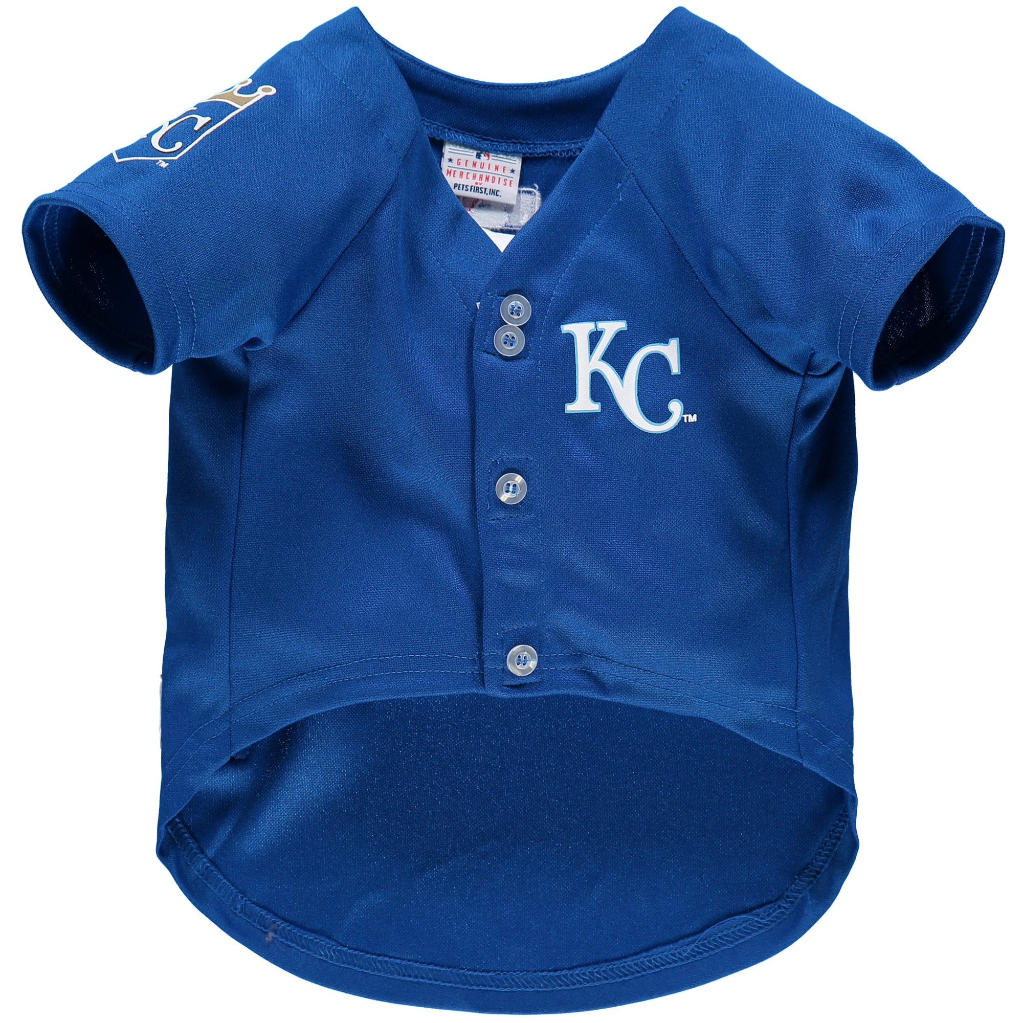 Kansas City Royals MLB Dog Jersey