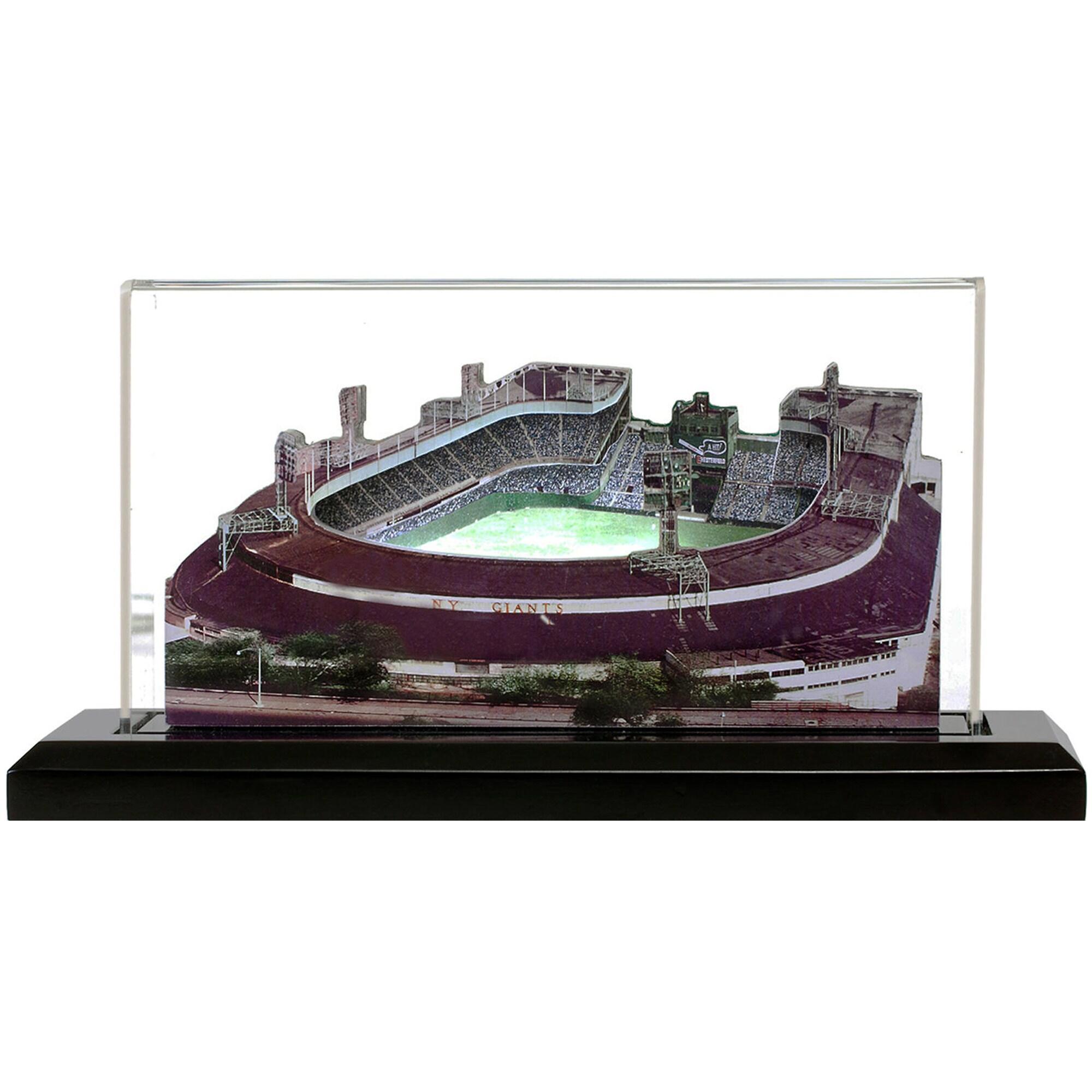 "New York Giants 13"" x 6"" Polo Grounds Light Up Replica Ballpark"
