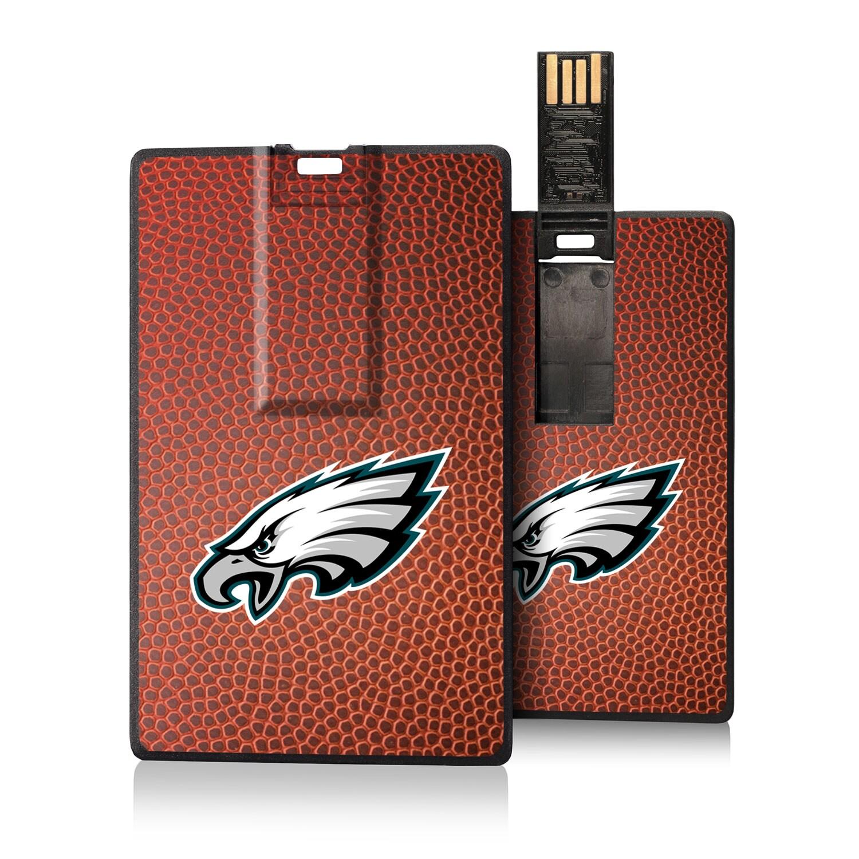 Philadelphia Eagles Football Design Credit Card USB Drive