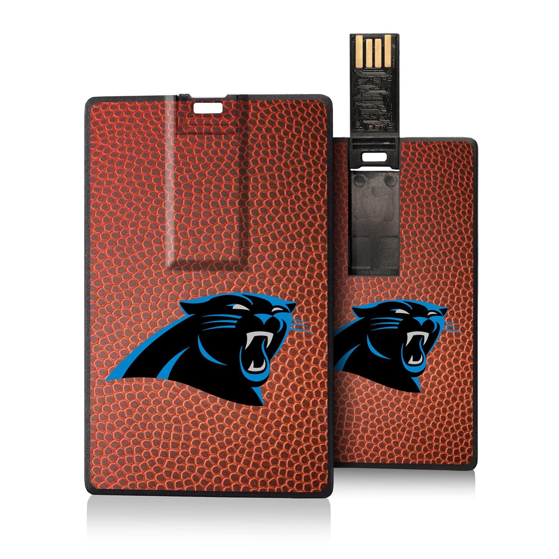 Carolina Panthers Football Design Credit Card USB Drive
