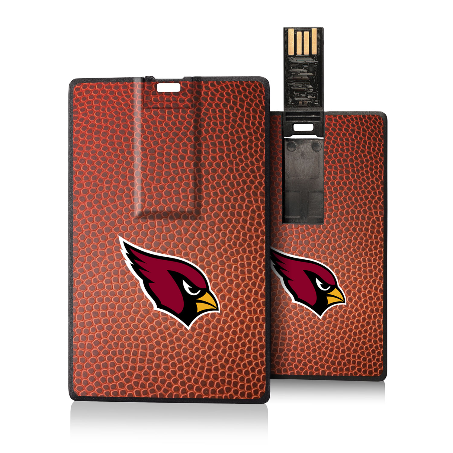 Arizona Cardinals Football Design Credit Card USB Drive