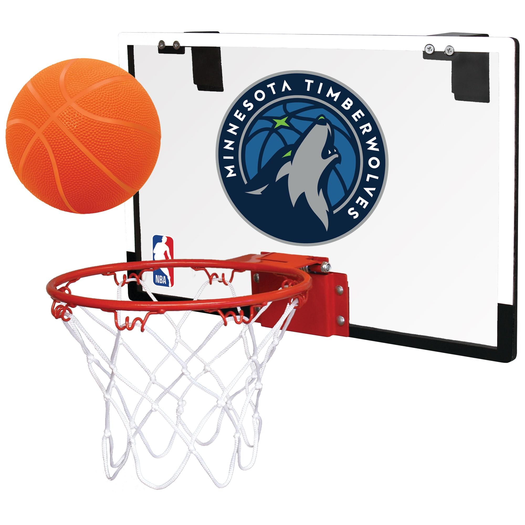 Minnesota Timberwolves Rawlings NBA Polycarbonate Hoop Set