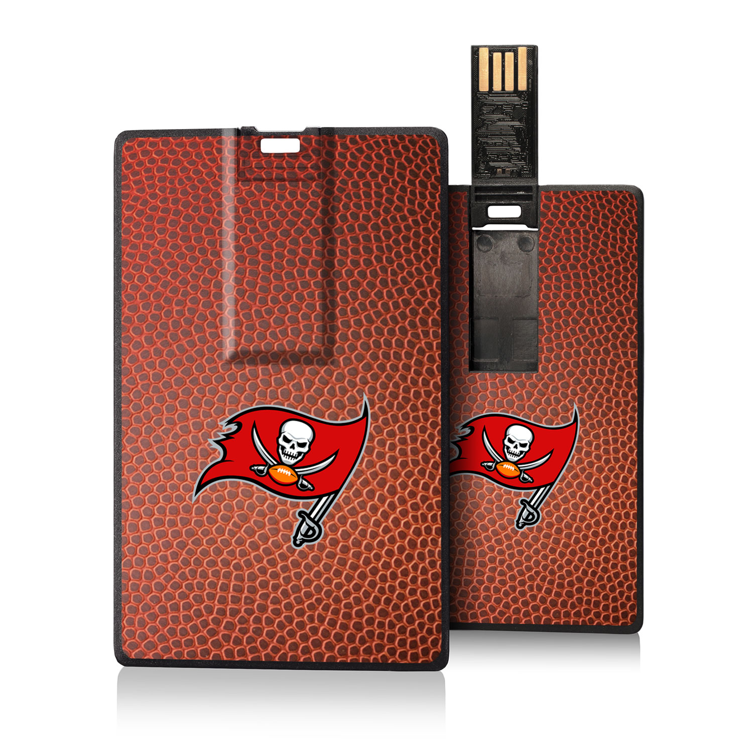 Tampa Bay Buccaneers Football Design Credit Card USB Drive