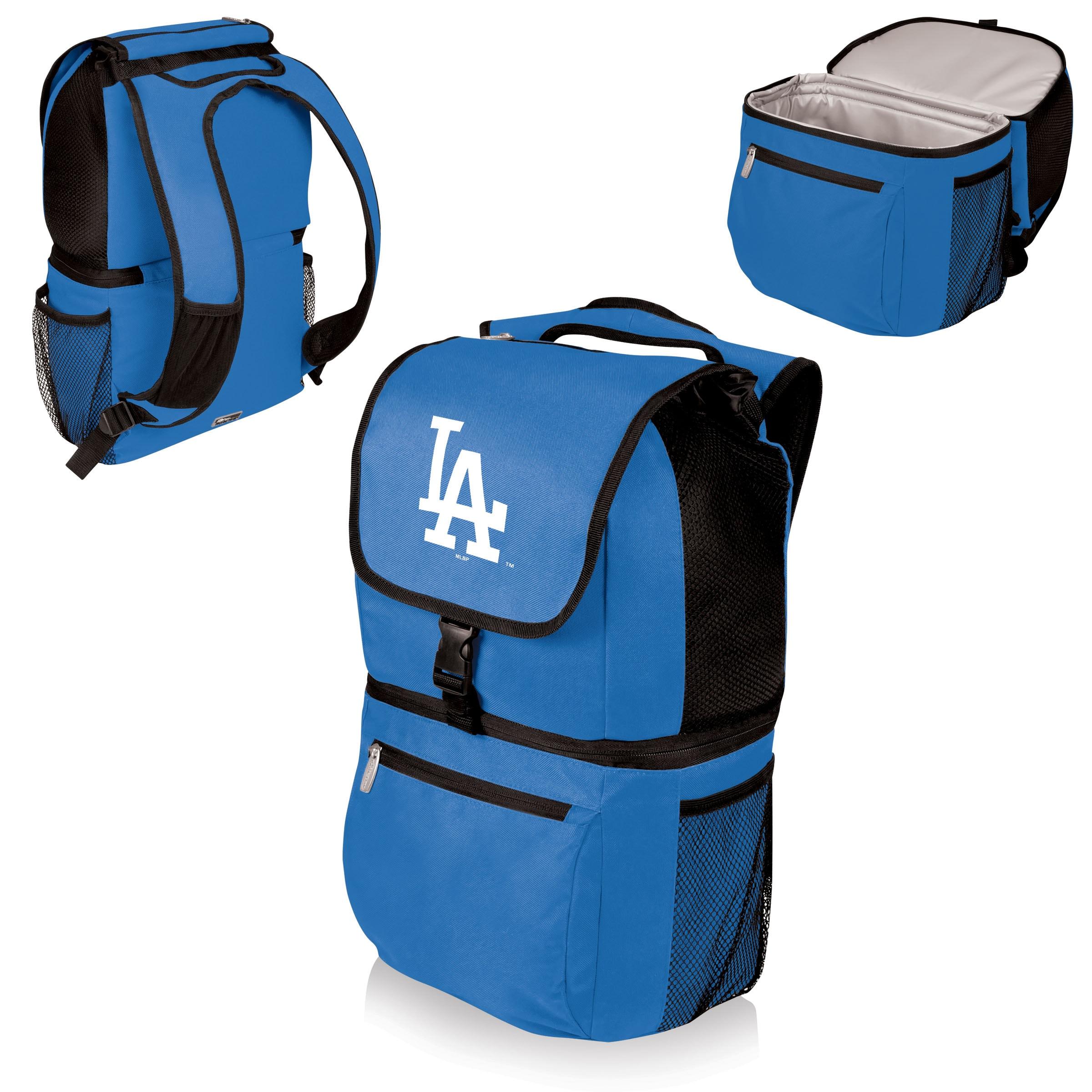 Los Angeles Dodgers Zuma Cooler Backpack - Blue
