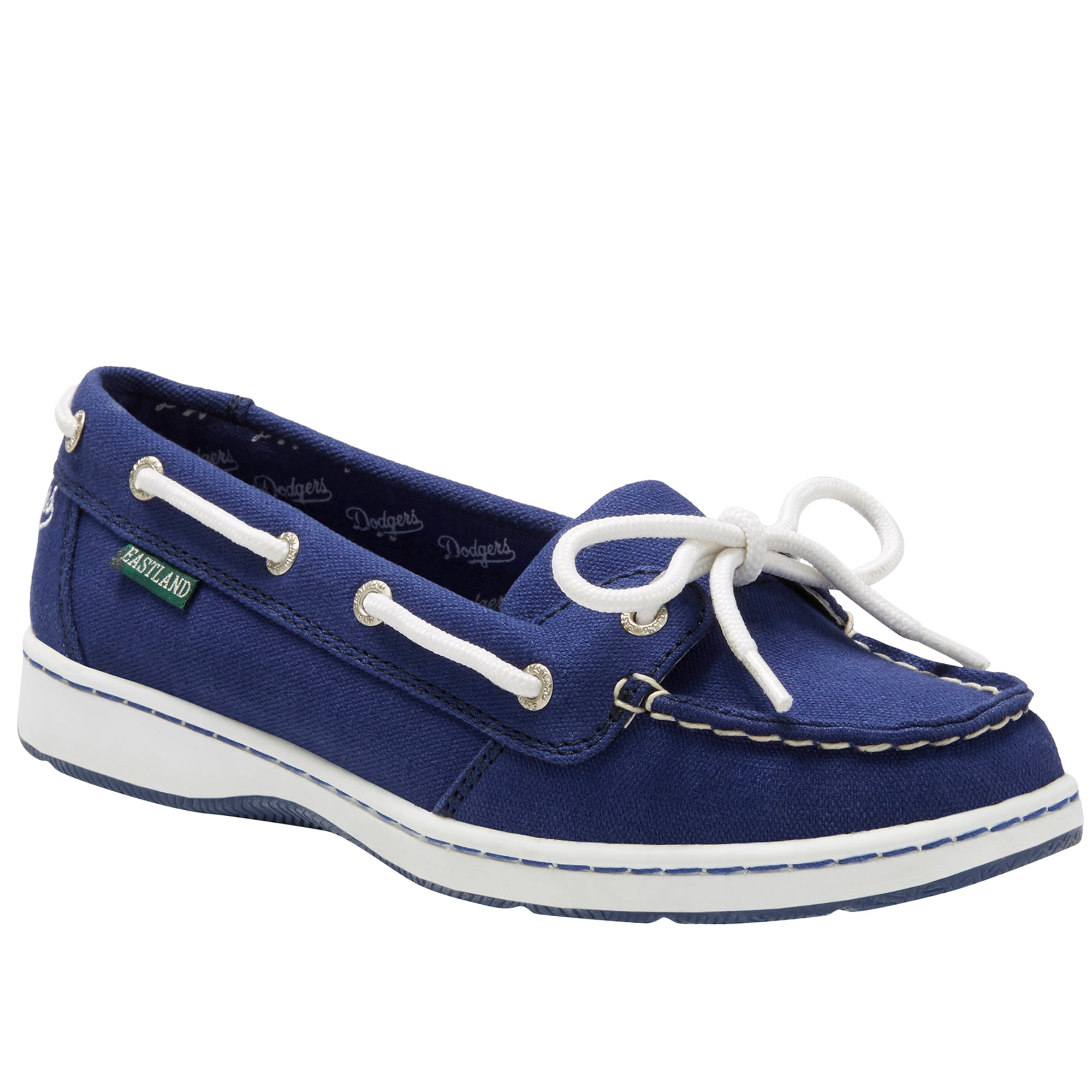Los Angeles Dodgers Women's Sunset Boat Shoes