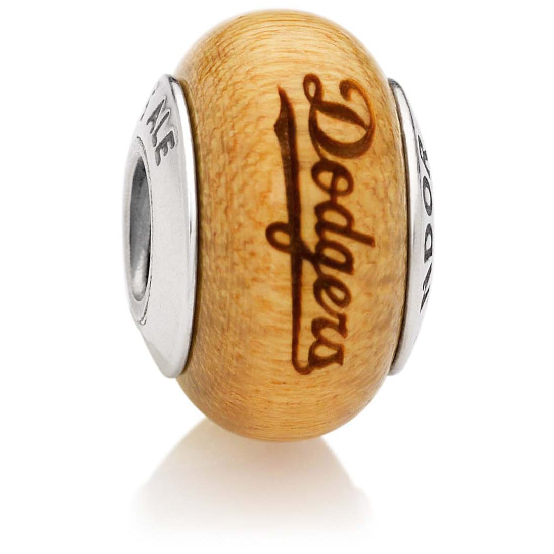 Los Angeles Dodgers Pandora Women's Wood Charm