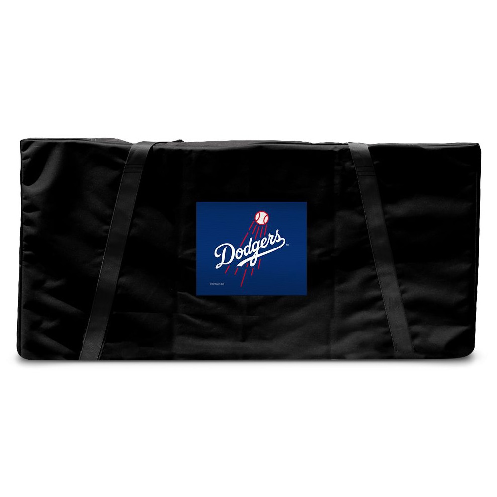 Los Angeles Dodgers Regulation Cornhole Carrying Case