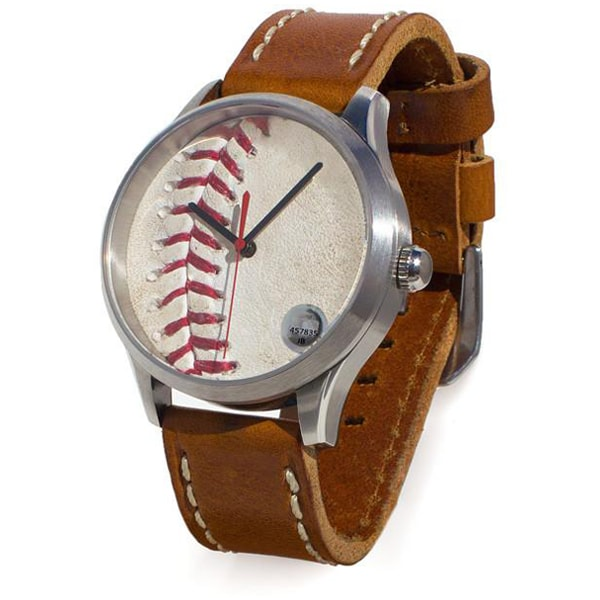Milwaukee Brewers Tokens & Icons Game Used MLB Watch
