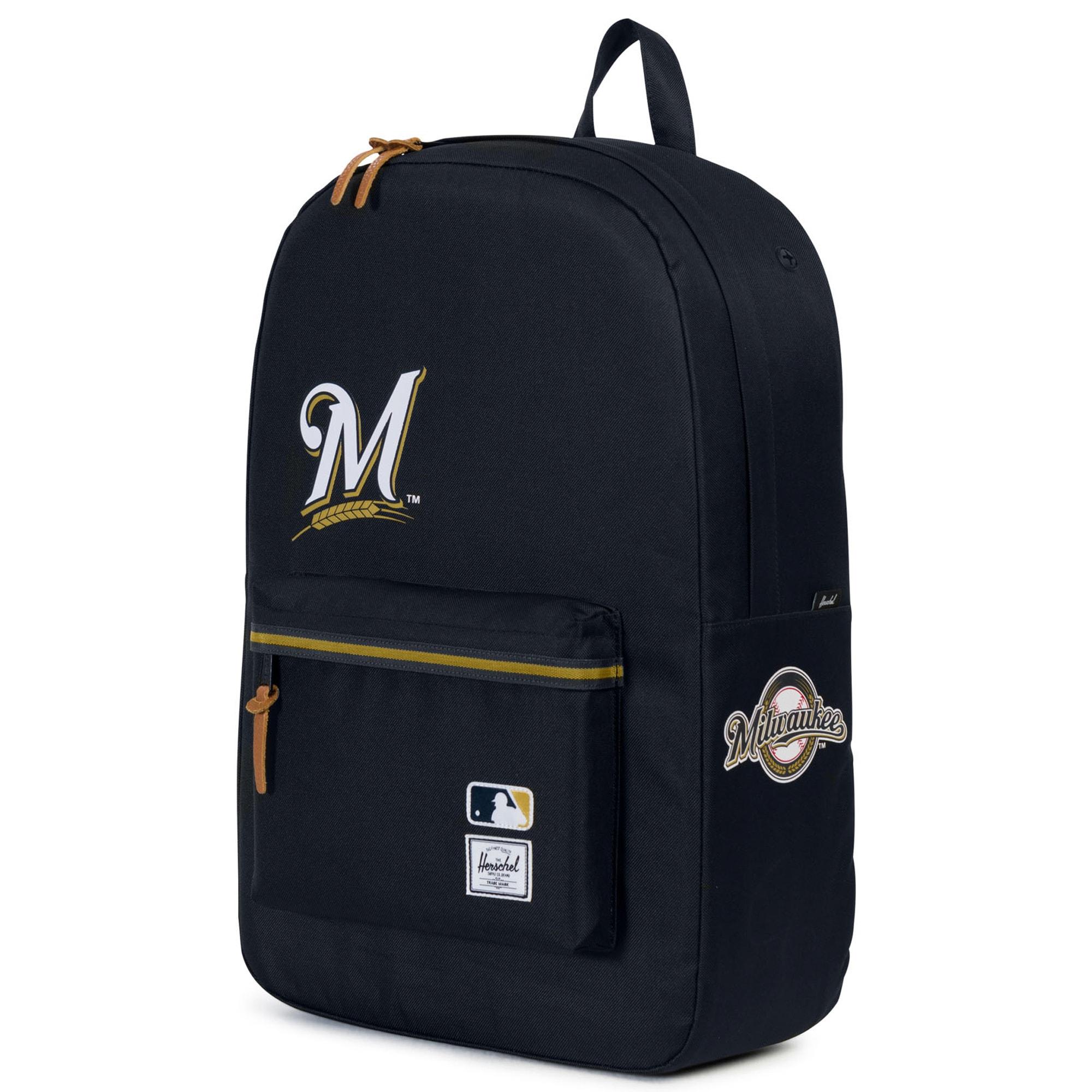 Milwaukee Brewers Herschel Supply Co. Heritage Backpack