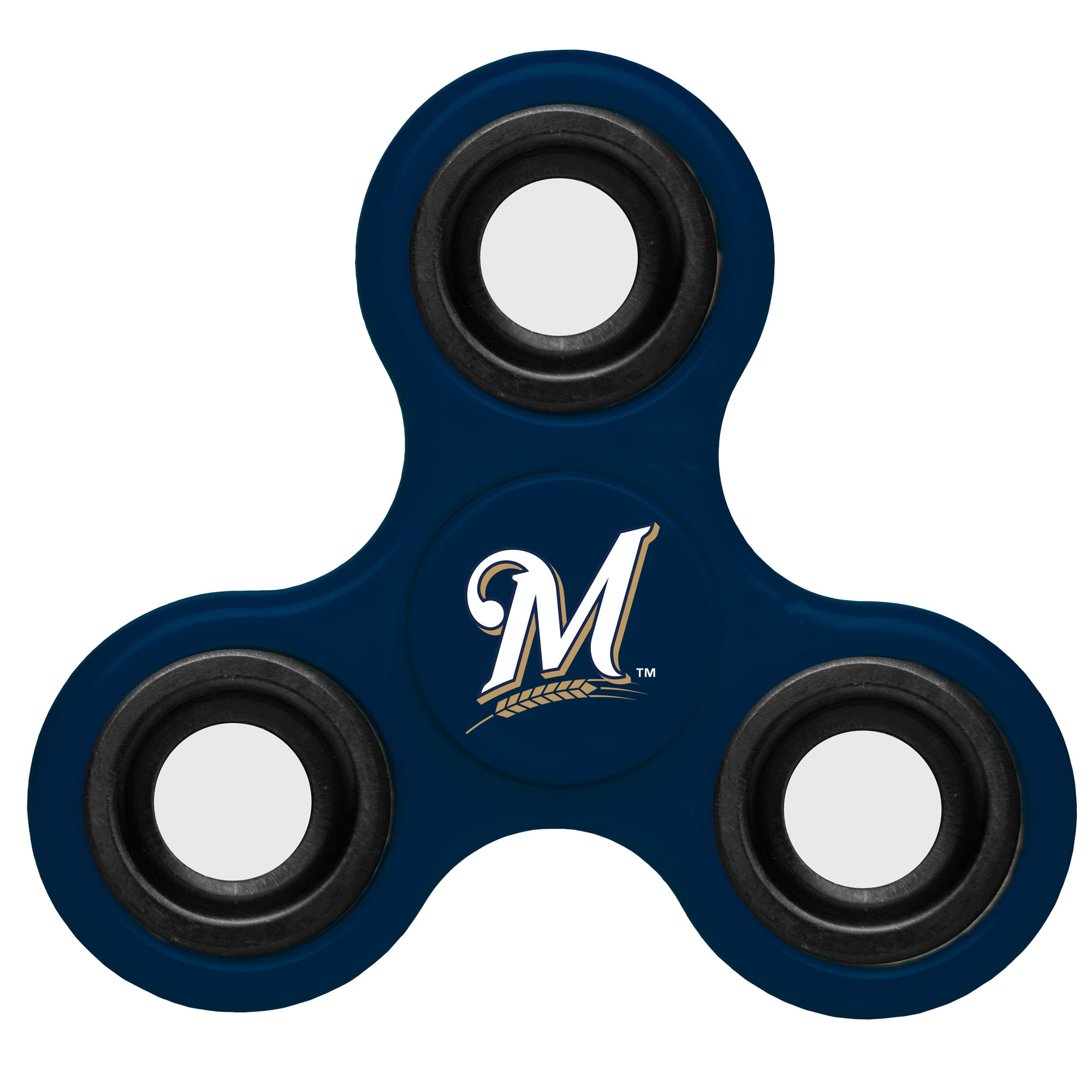 Milwaukee Brewers 3-Way Fidget Spinner