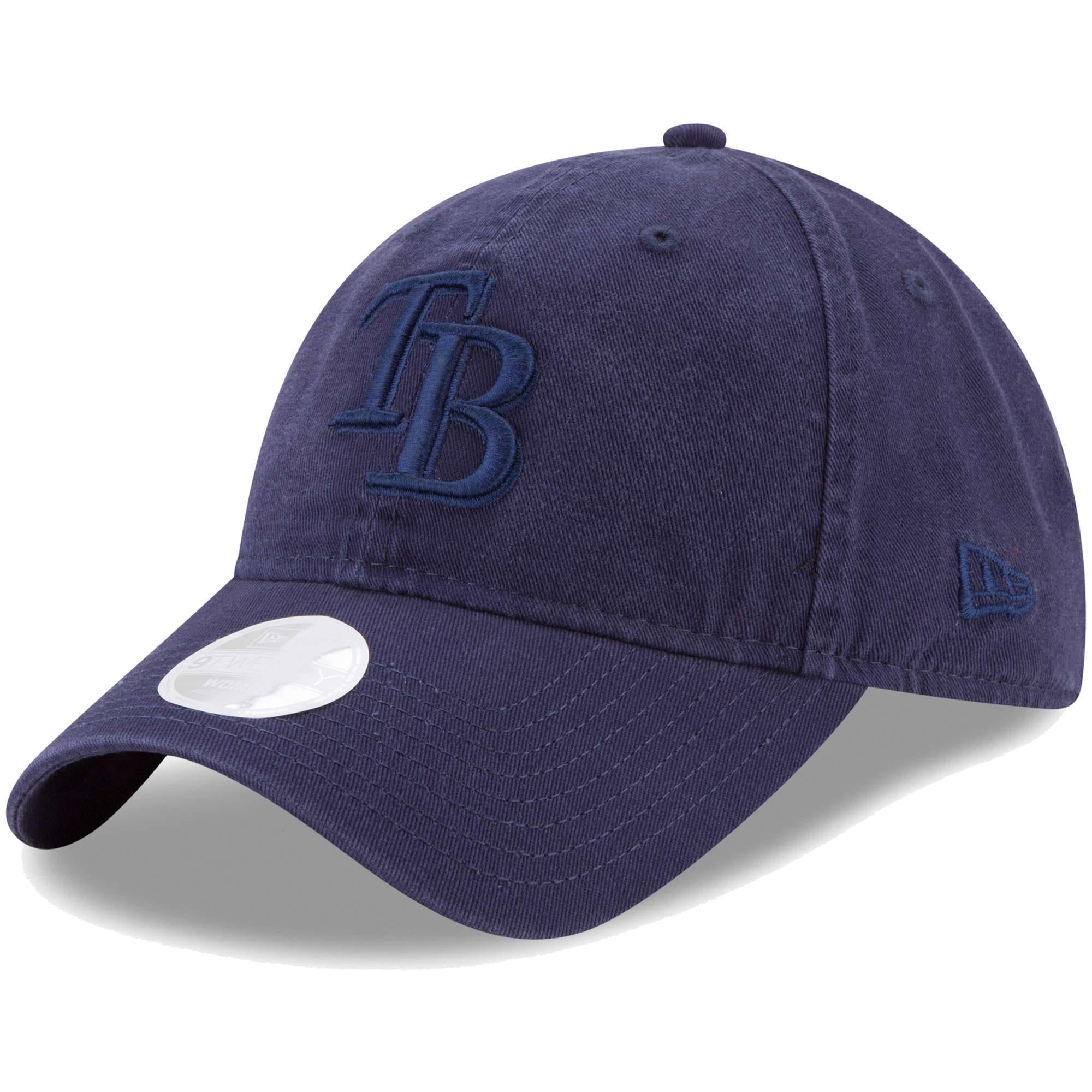 Tampa Bay Rays New Era Women's Preferred Pick Tonal 9TWENTY Adjustable Hat - Navy