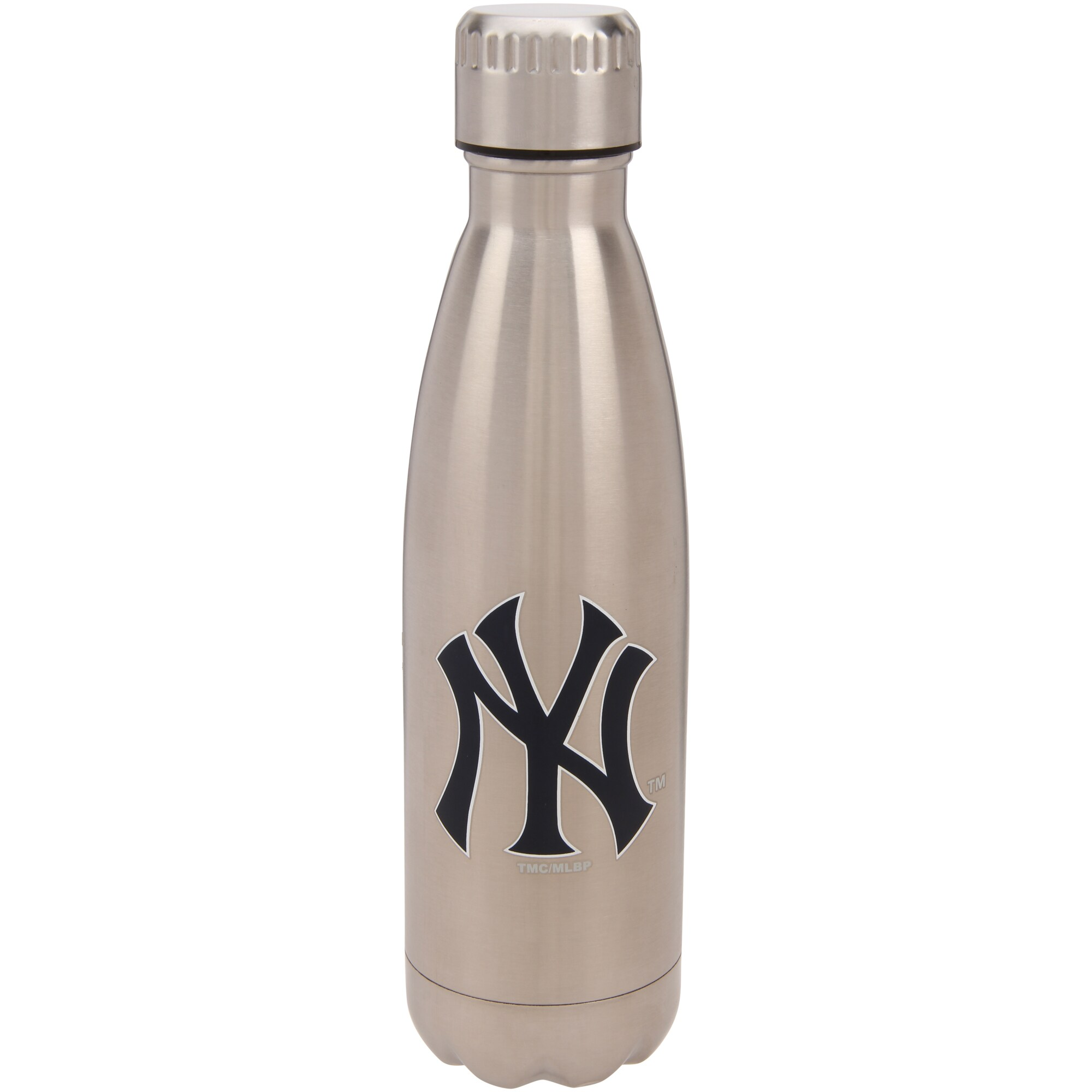 New York Yankees 16oz. Stainless Steel Water Bottle