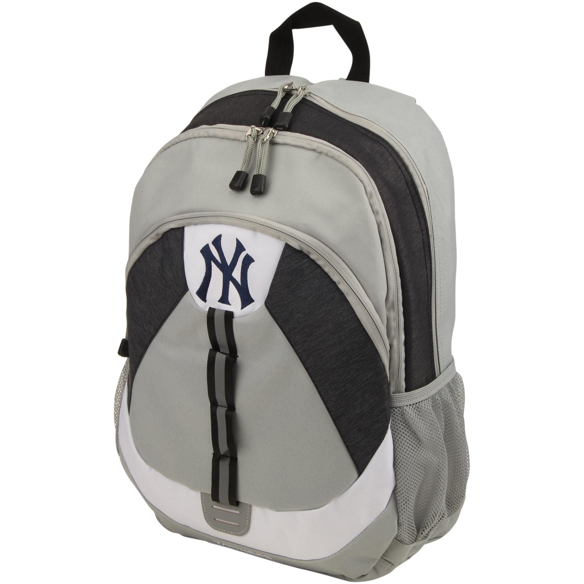 New York Yankees The Northwest Company Women's Kinetic Backpack - Gray