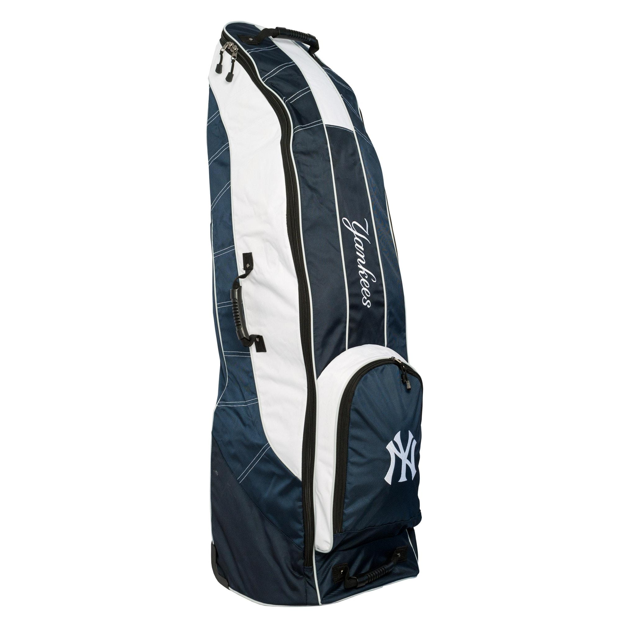 New York Yankees Team Golf Travel Bag