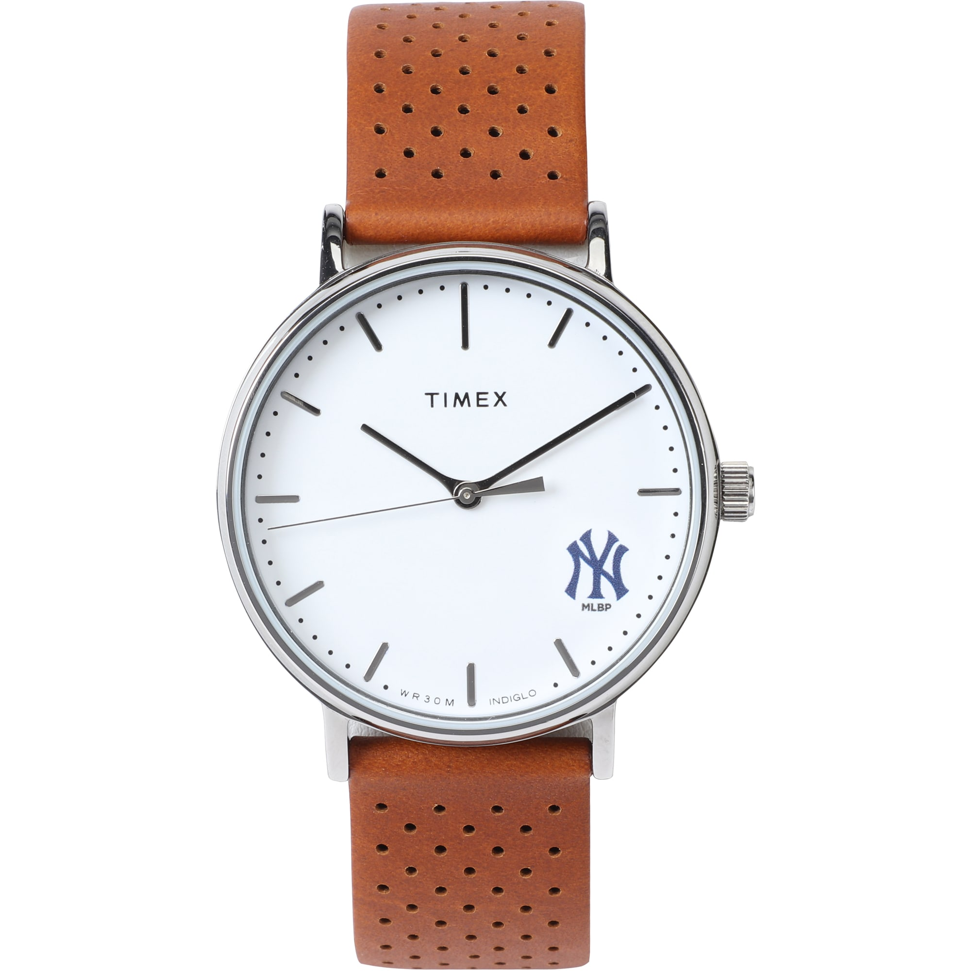 New York Yankees Timex Bright Whites Tribute Collection Watch