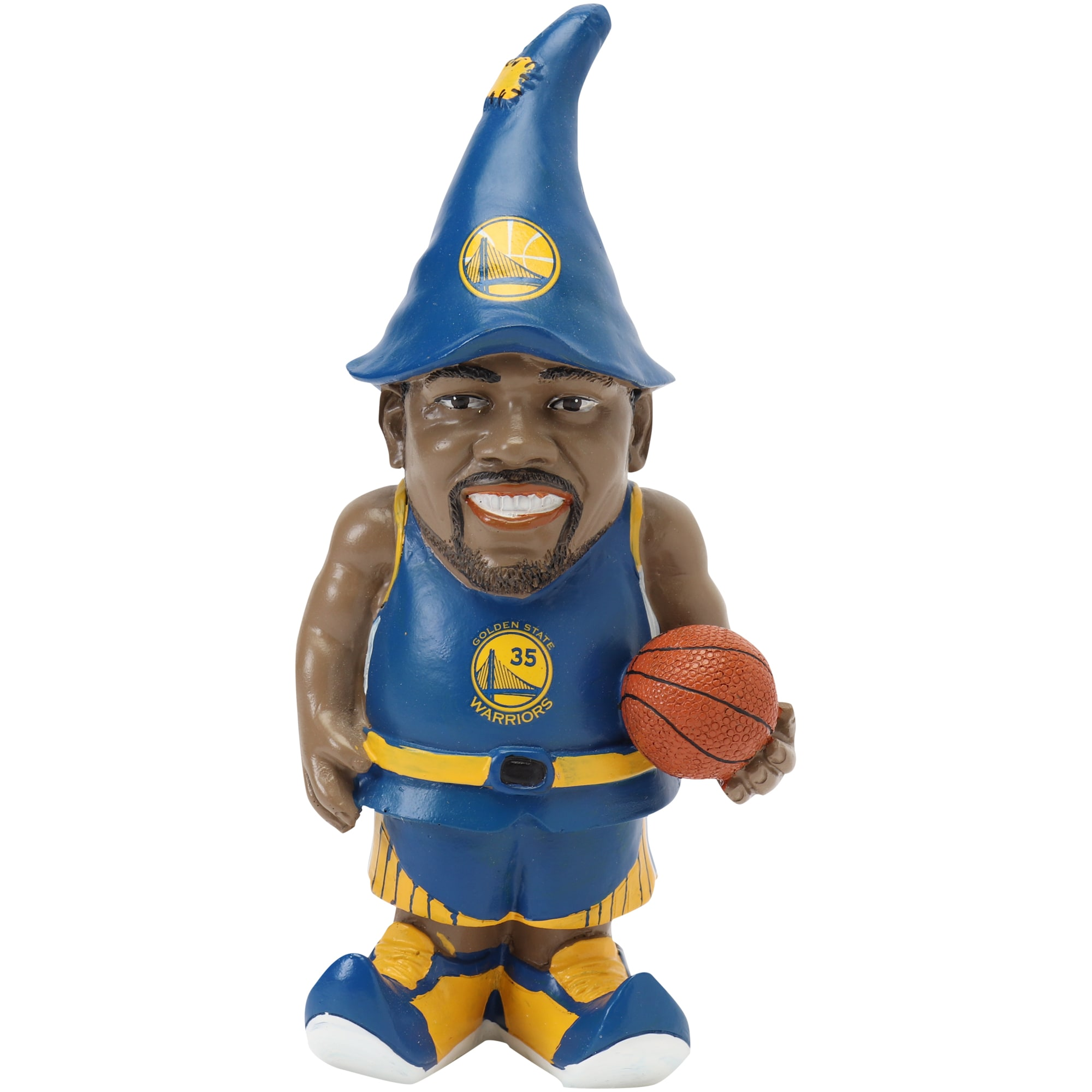 Kevin Durant Golden State Warriors Resin Player Gnome