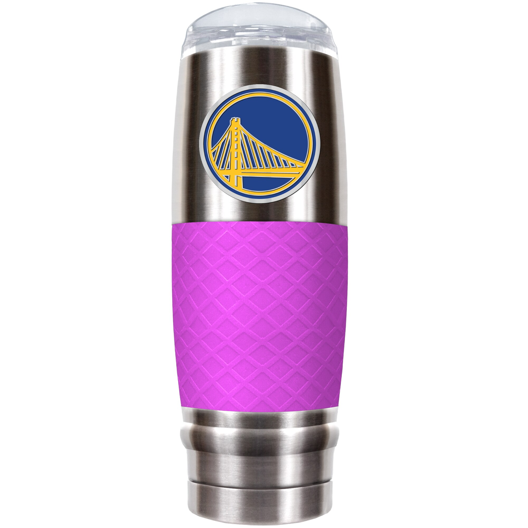 Golden State Warriors 30oz. The Reserve Vacuum-Insulated Travel Tumbler - Pink