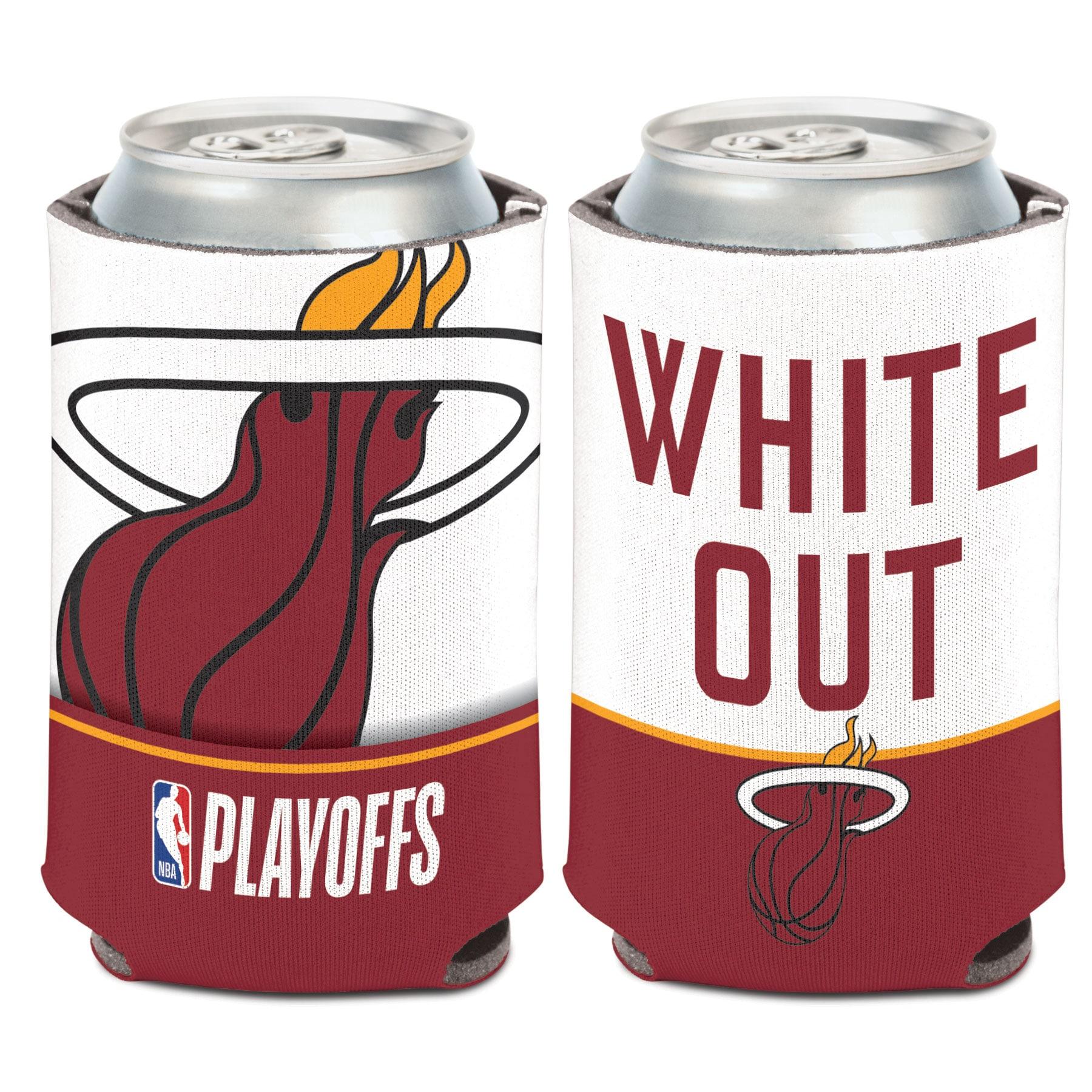 Miami Heat WinCraft 2018 NBA Playoffs Slogan 12oz. Can Cooler
