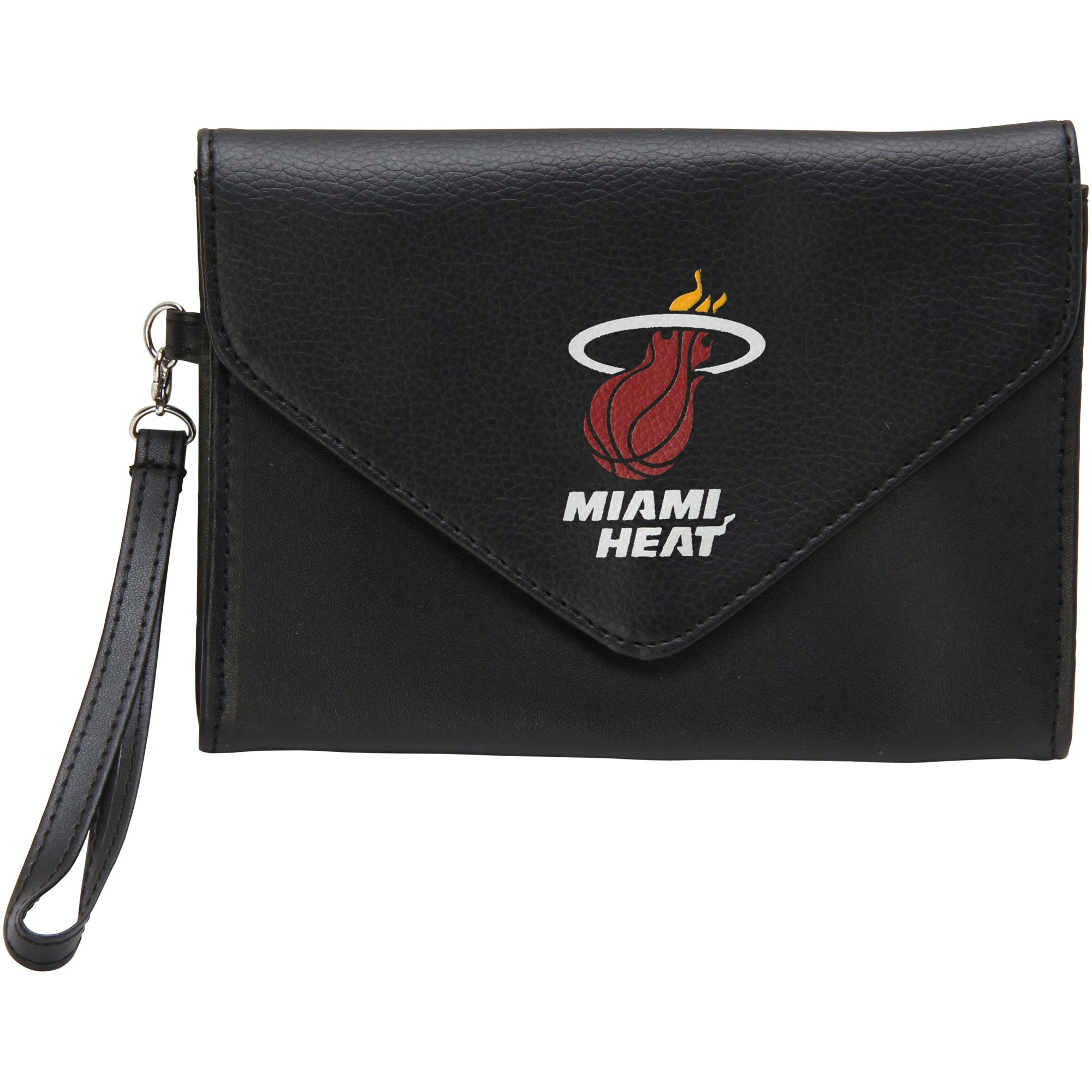 Miami Heat Women's Gibson Clutch - Black