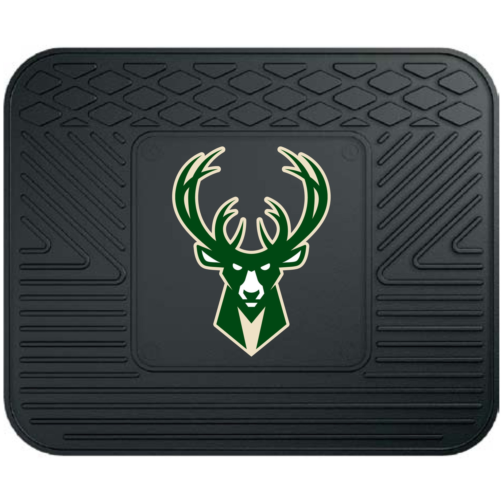 "Milwaukee Bucks 17"" x 14"" Utility Mat"